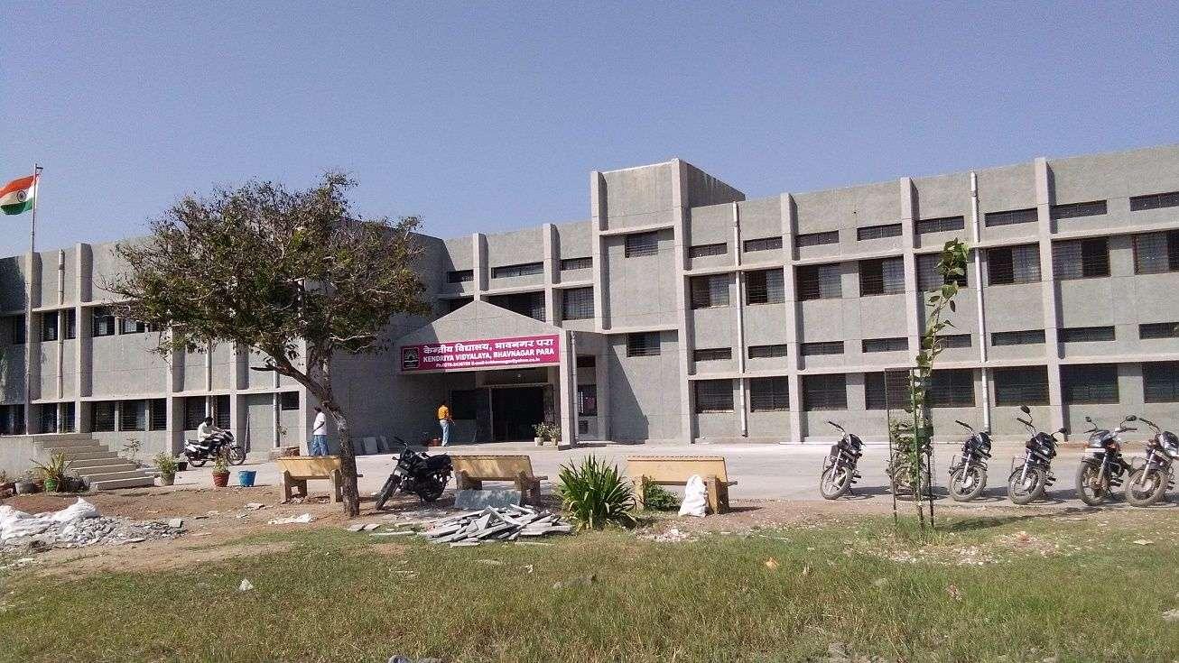 KENDRIYA VIDYALAYA RAILWAY COLONY BHAVNAGAR PARA GUJARAT 400028