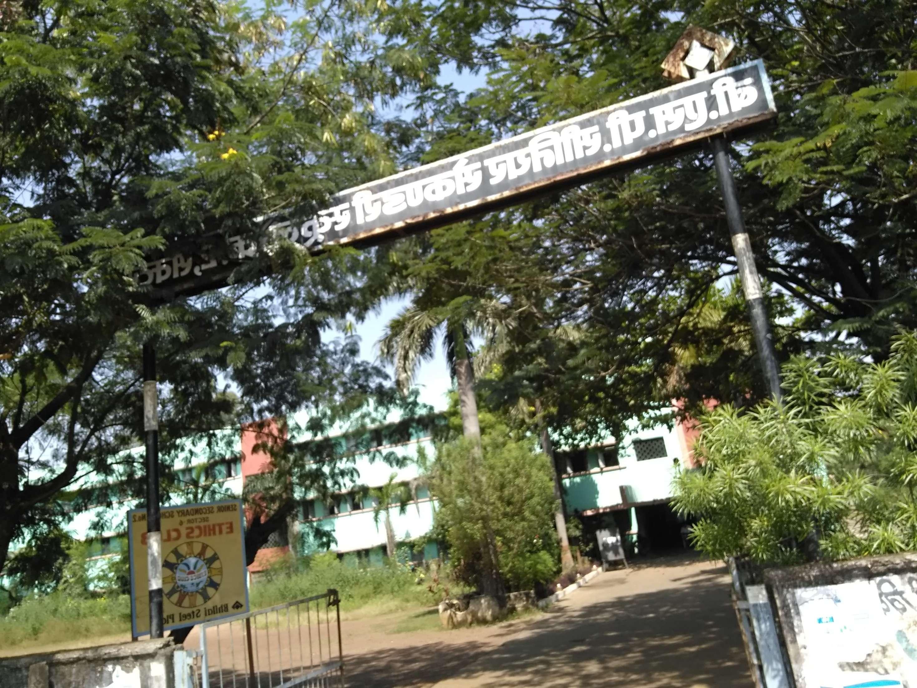 B S P SR SEC SCHOOL NO 2 SECTOR 6 BHILAI DURG CHHATTISGARH 3330035