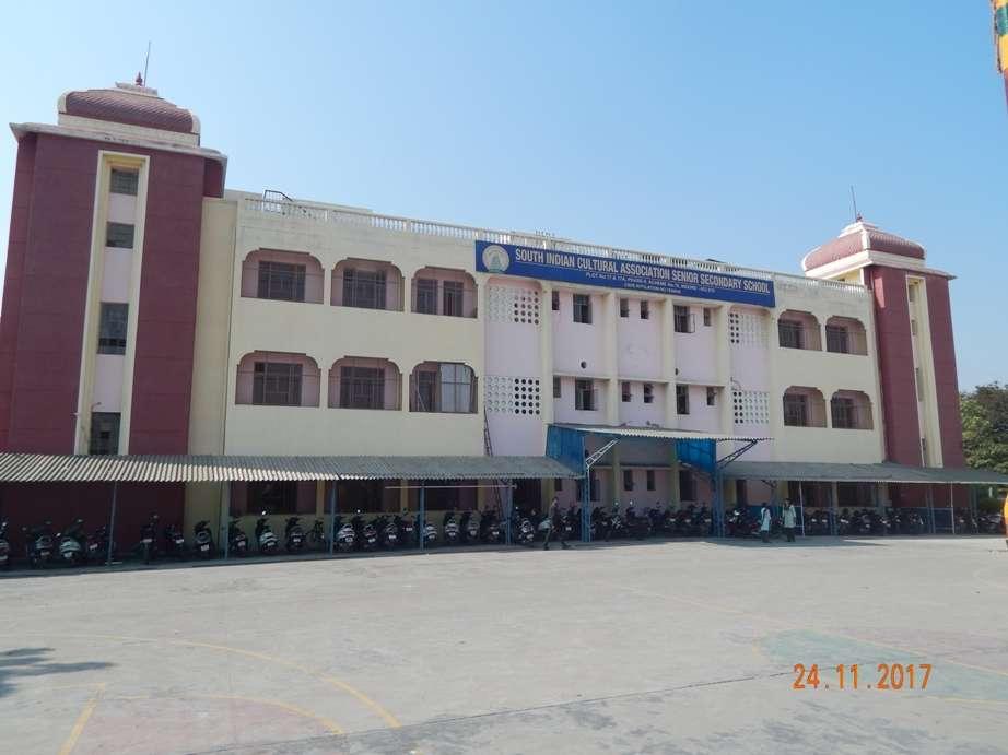 THE SOUTH INDIAN CULTURAL ASSTN HSS SCHEME NO 54 VIJAY NAGAR INDORE MADHYA PRADESH 1030040