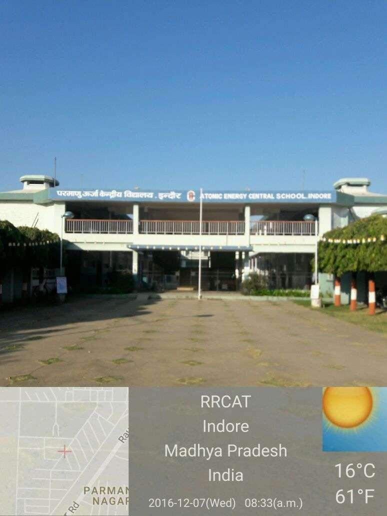 ATOMIC ENERGY CENTRAL SCHOOL INDORE MADHYA PRADESH 1080004