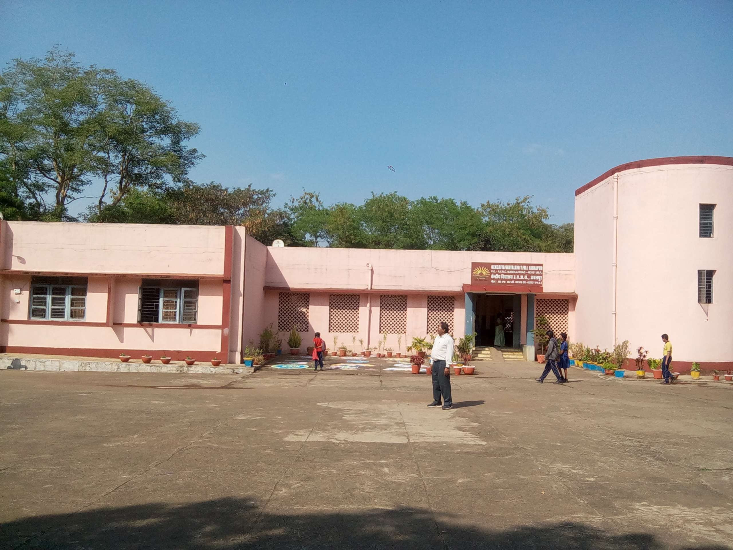 KENDRIYA VIDYALAYA TROPICAL FOREST RESEARCH INSTITUTE MANDLA ROAD JABALPUR MADHYA PRADESH 1000061