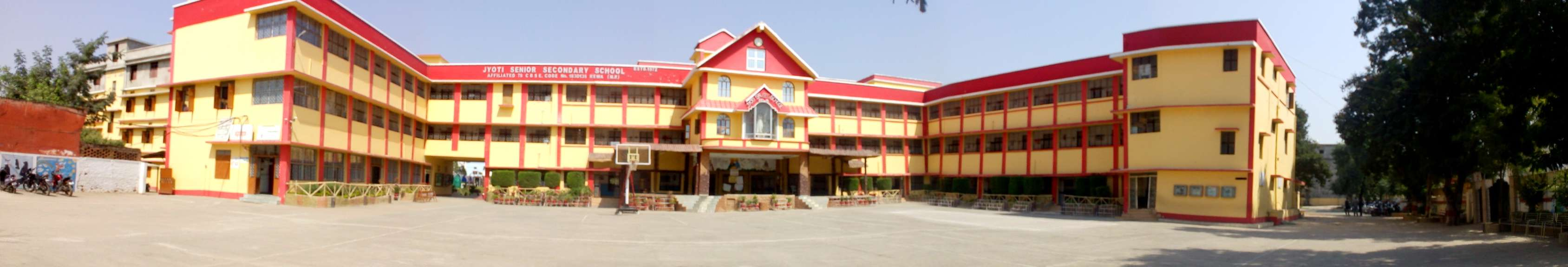 JYOTI SENIOR SECONDARY SCHOOL ALLAHABAD ROAD HPO REWA MADHYA PRADESH 1030136