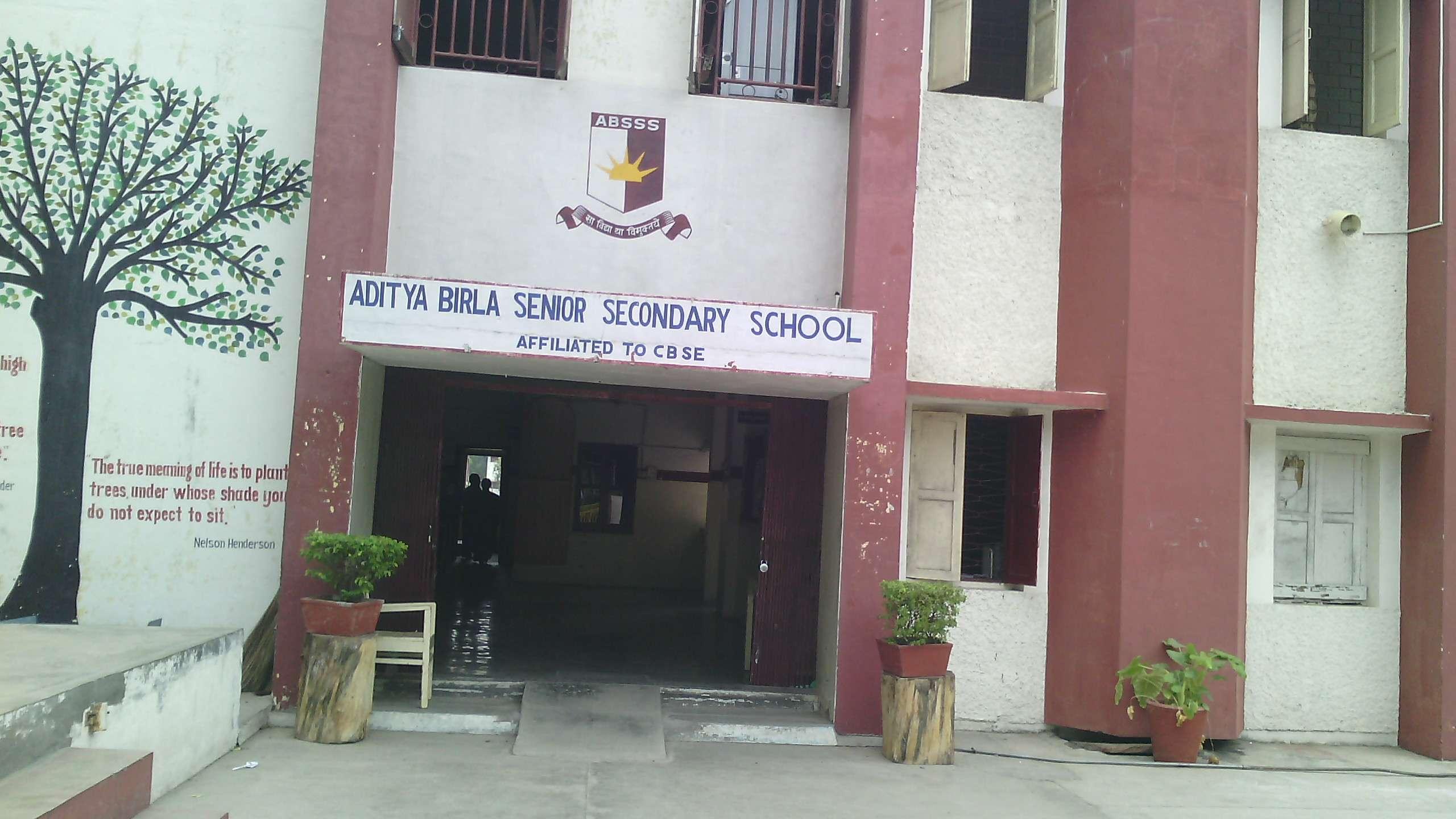 ADITIYA BIRLA SENIOR SECONDARY SCHOOL NEAR PETROL PUMP BIRLAGRAM NAGDA MADHYA PRADESH 1030129