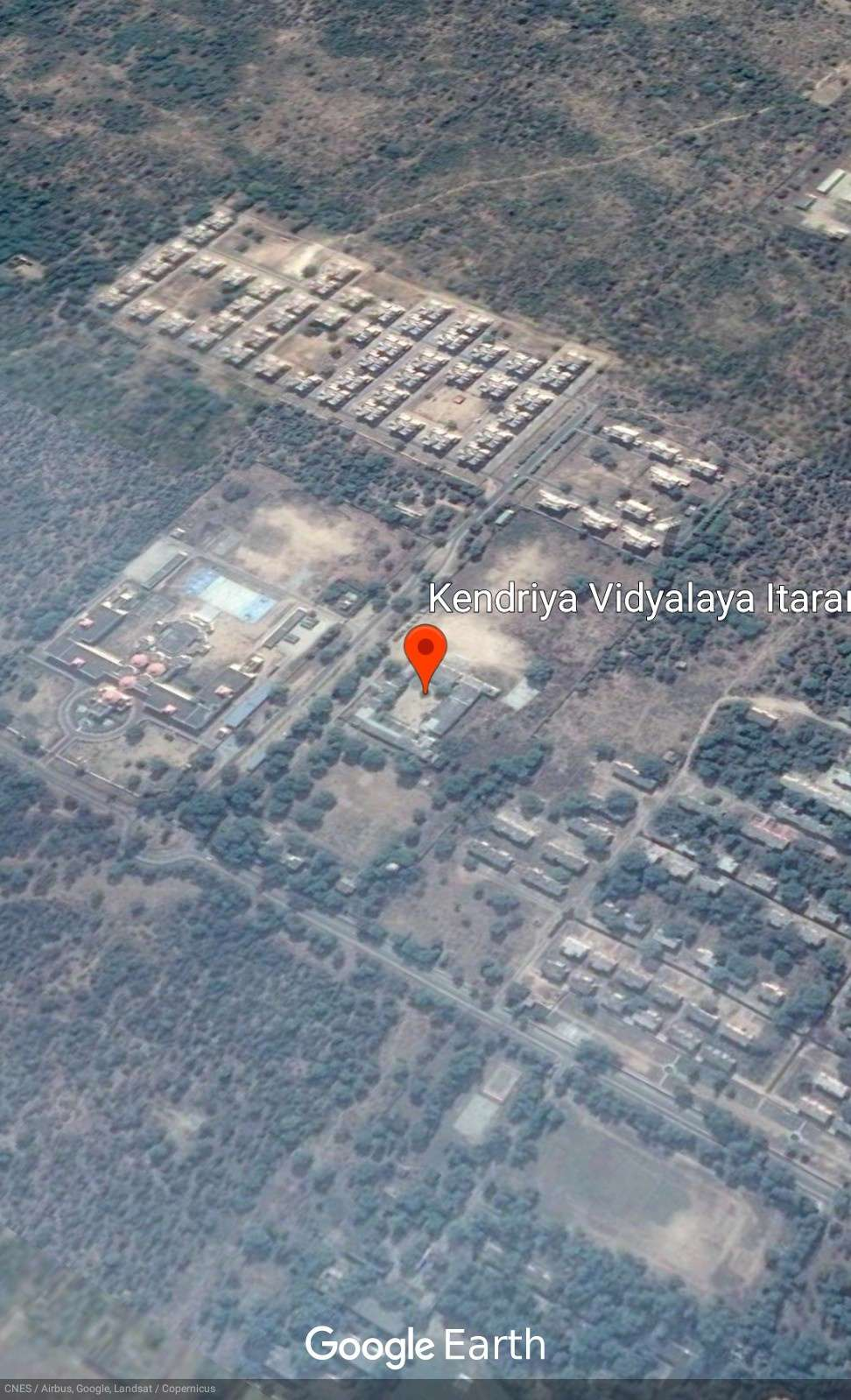 KENDRIYA VIDYALAYA ARMY CAMP ITARANA ALWAR RAJASTHAN 1700034