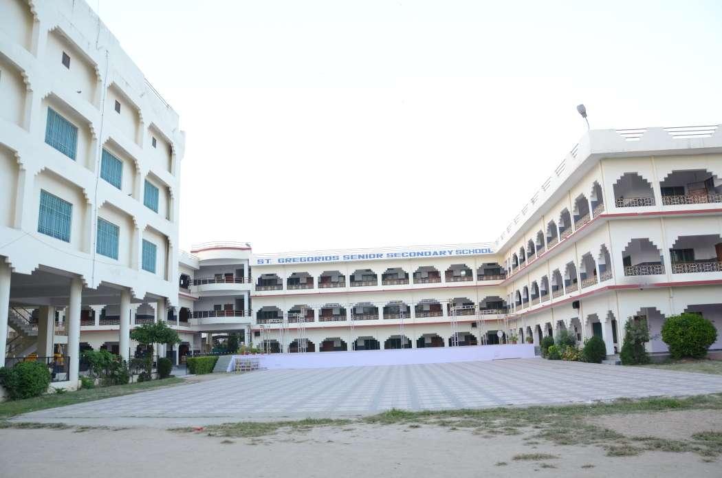 ST GREGORIOS SR SEC SCHOOL P B NO 172 KHARAKUAN KUSHAL BAGH UDAIPUR RAJASTHAN 1730066