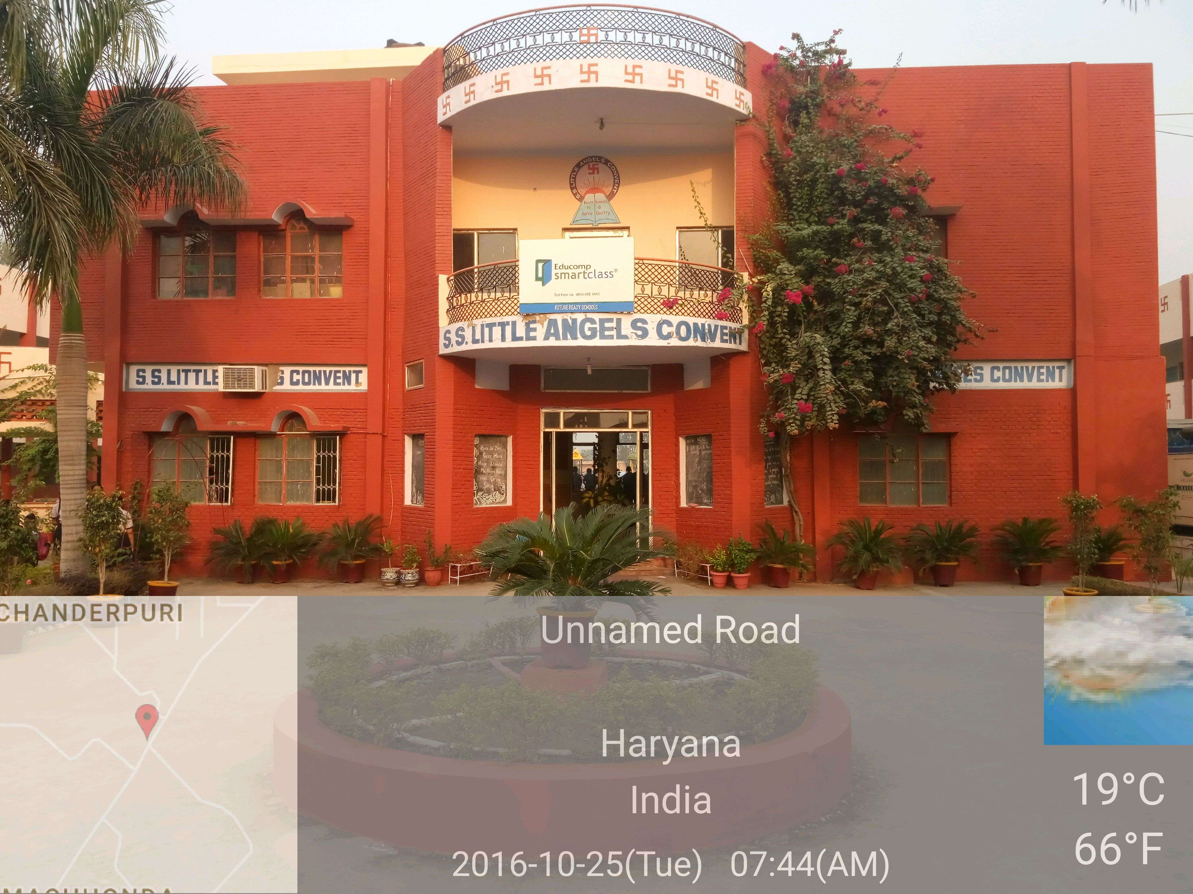SEWA SAMITI LITTLE ANGELS CONVENT SCHOOL 12 CROSS ROAD AMBALA CANTT HARYANA 530279