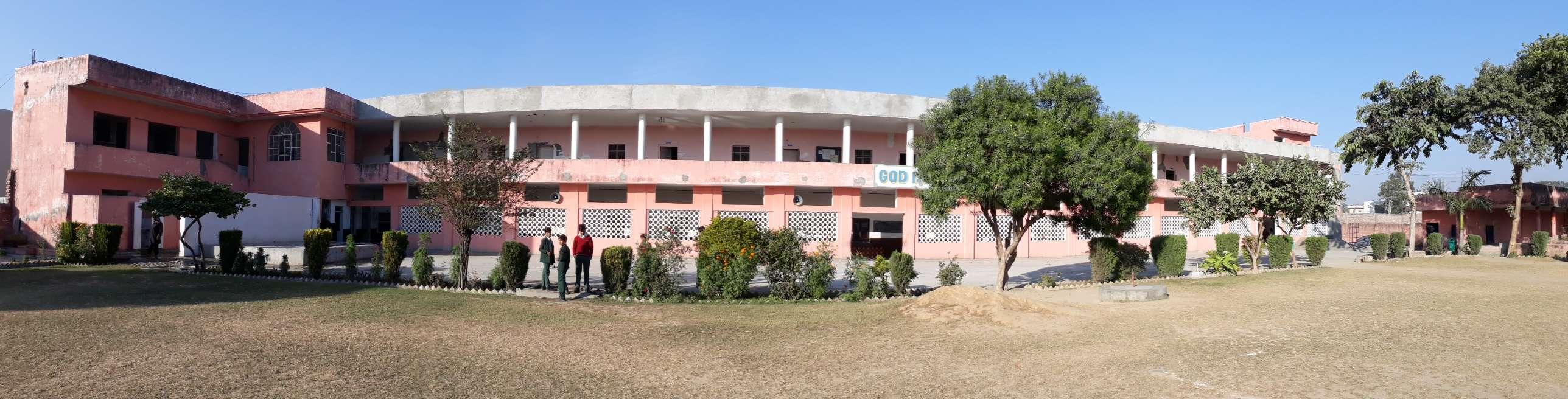 BHAGWAN PARSHURAM PUBLIC SCHOOL AMBALA ROAD JAGADHRI DISTT YAMUNA NAGAR HARYANA 530259