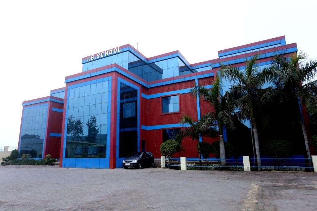 INTERNATIONAL BHARTI SCHOOL GOHANA ROAD ROHTAK HARYANA 530316