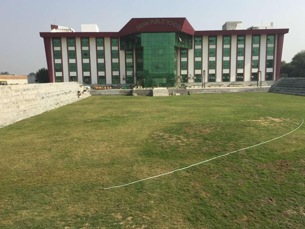 SAINIK PUBLIC SCHOOL DELHI ROAD BAHADURGARH HARAYANA 530149