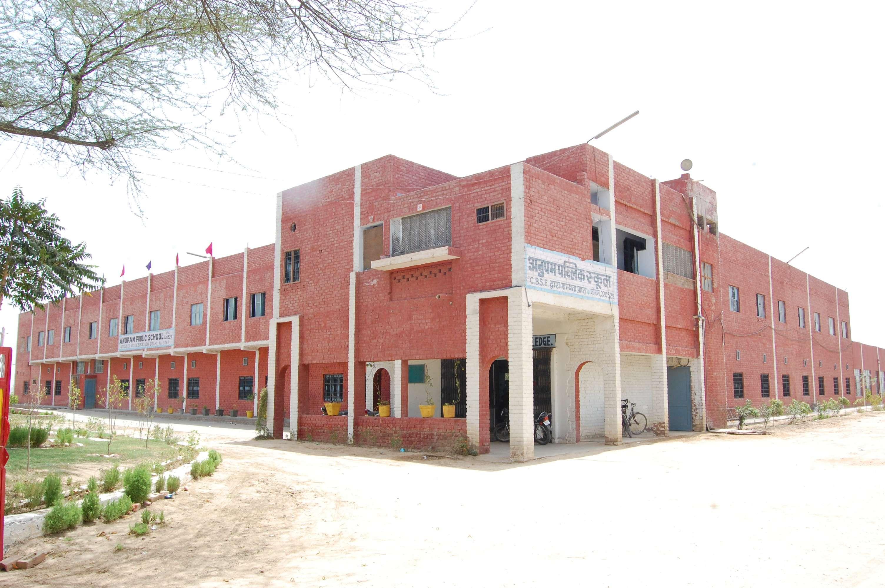 ANUPAM PUBLIC SCHOOL DABWALI ROAD ELLENABAD HARYANA 530282