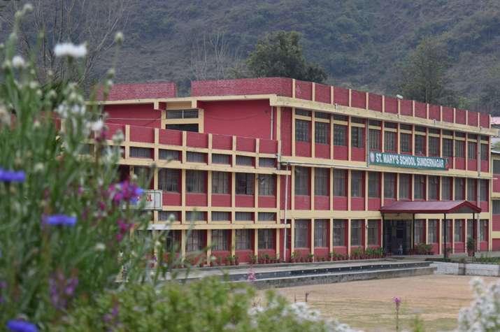 ST MARY S HIGH SCHOOL SUNDER NAGAR MANDI DISTT HIMACHAL PRADESH 630015