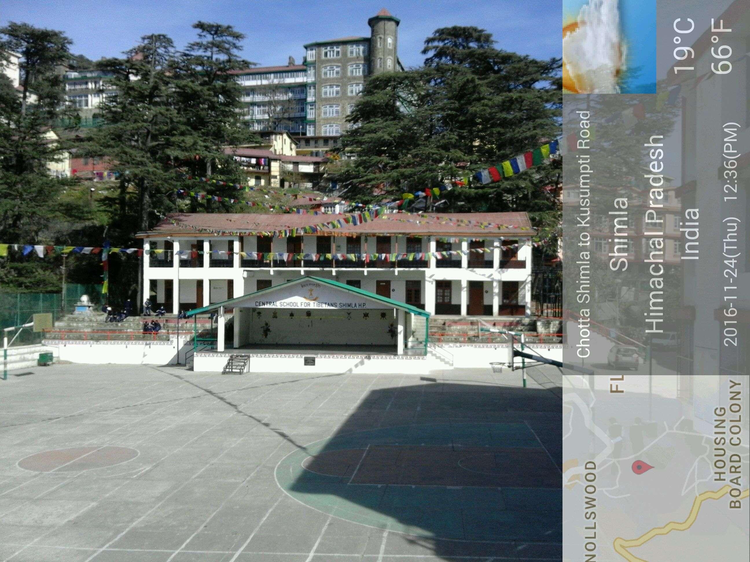 CENTRAL SCHOOL FOR TIBETANS SHIMLA HIMACHAL PRADESH 690001