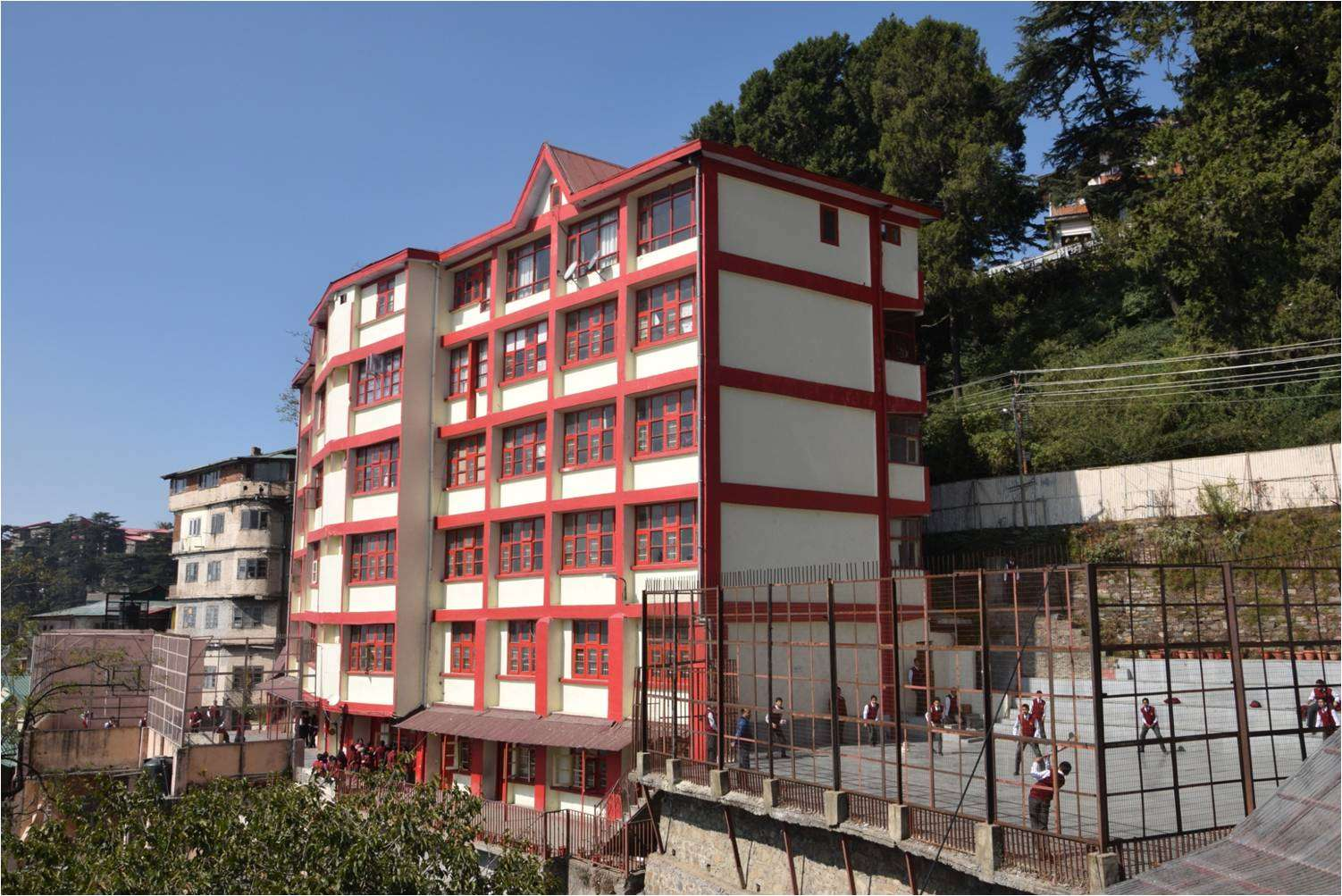 DAYANAND PUBLIC SCHOOL THE MALL SHIMLA HIMACHAL PRADESH 630030