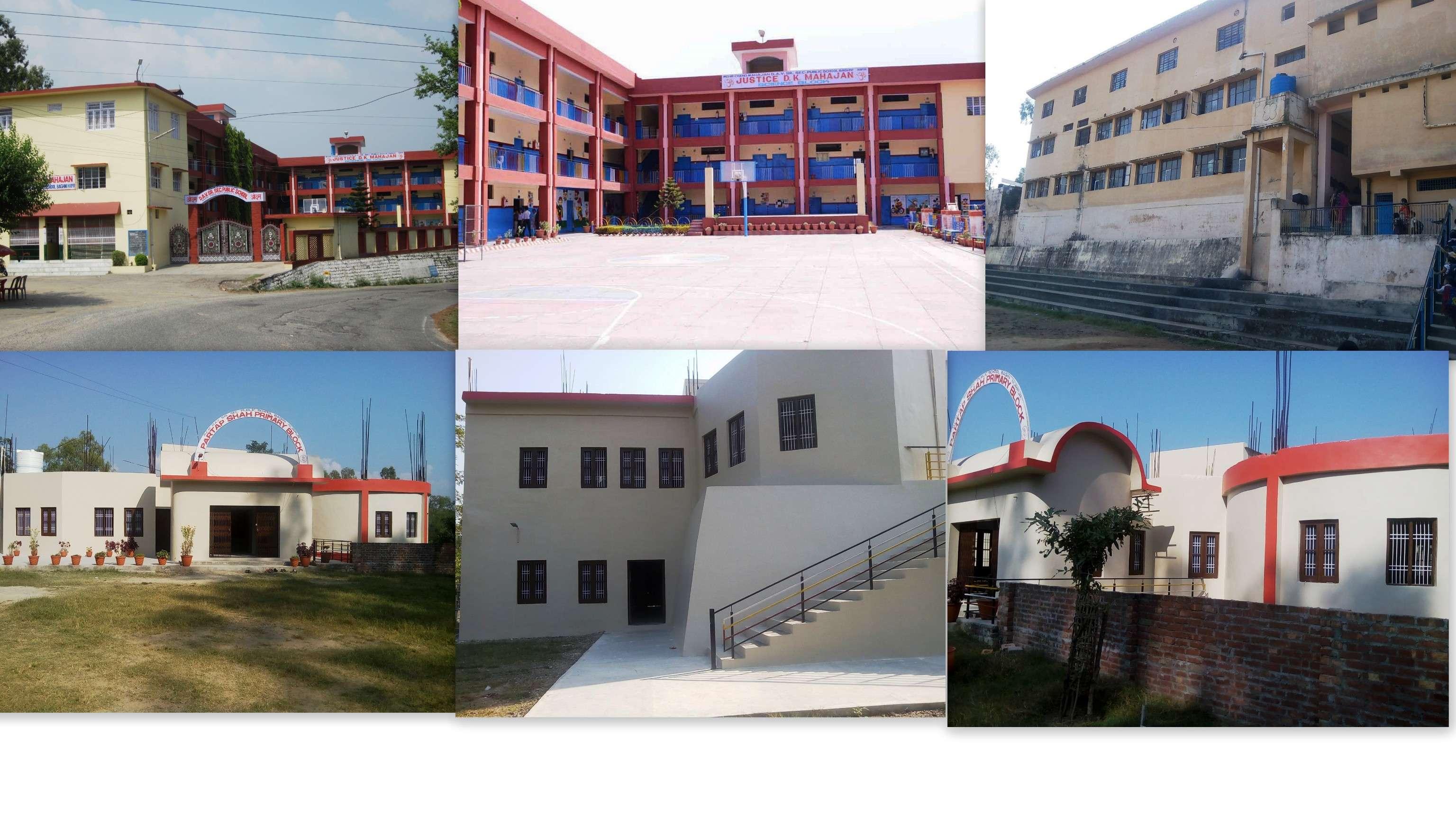 MEHR CHAND MAHAJAN D A V SR SEC PUBLIC SCHOOL BAGHNI NURPUR DISTT KANGRA HIMACHAL PRADESH 630035