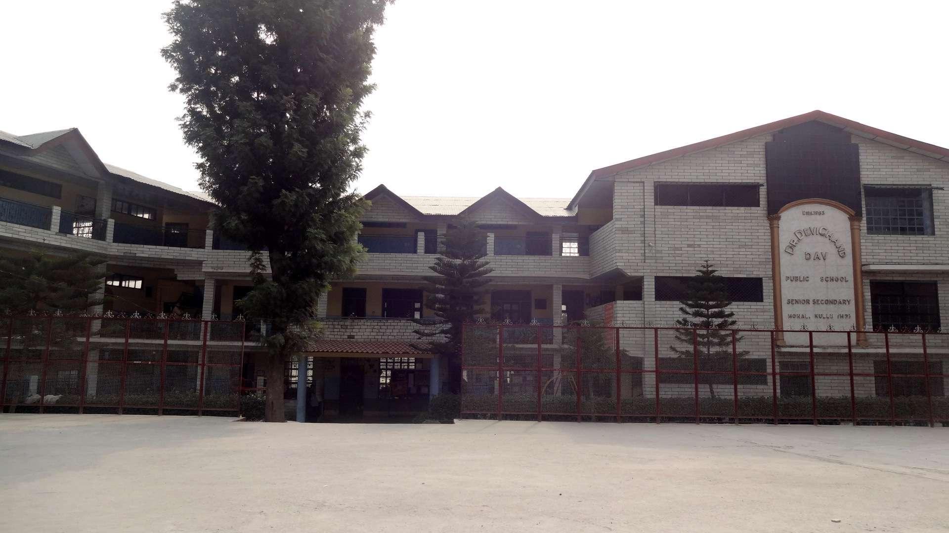 DR DEVI CHAND D A V PUBLIC SCHOOL MOHAL DISTT KULLU HIMACHAL PRADESH 630047