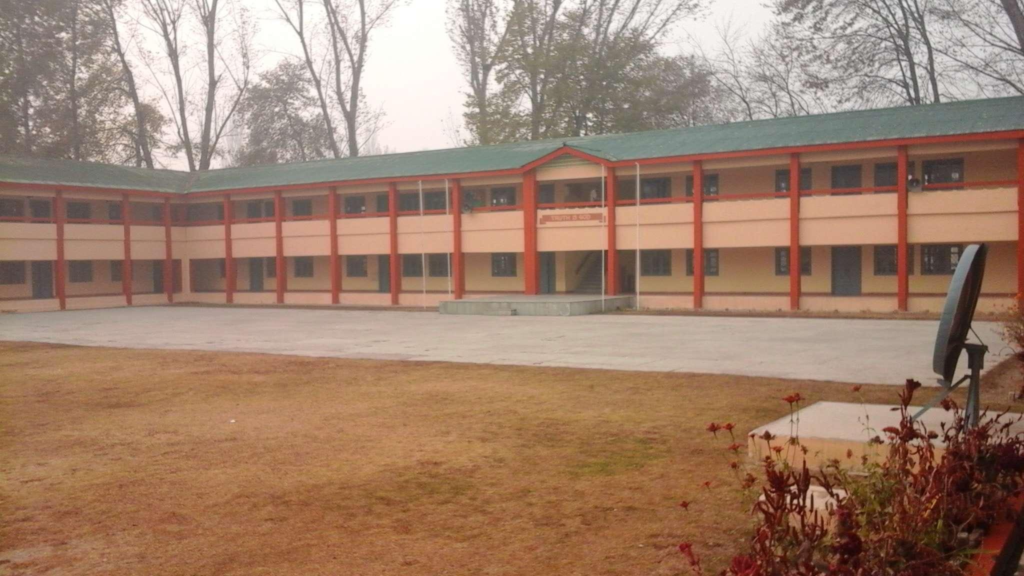 ARMY SCHOOL B B CANTT SRINAGAR JAMMU amp KASHMIR 730004