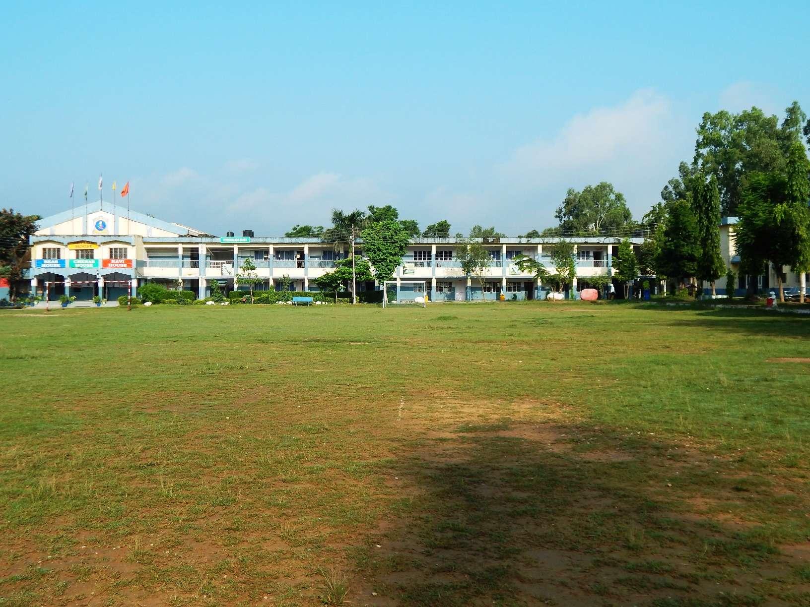 ARMY PUBLIC SCHOOL P O P T C UDHAMPUR JAMMU amp KASHMIR 730003