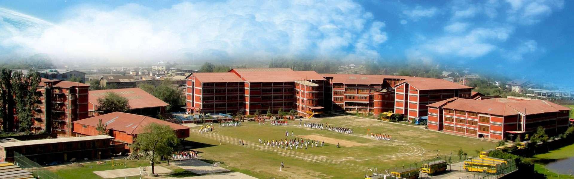 DELHI PUBLIC SCHOOL ATHWAJAN BYE PASS CHOWK SRINAGAR JAMMU amp KASHMIR 730029