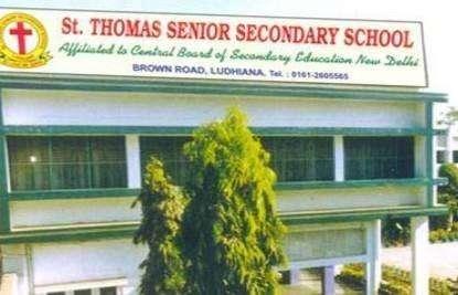 ST THOMAS S S SCHOOL BROWN ROAD LUDHIANA PUNJAB 1630005