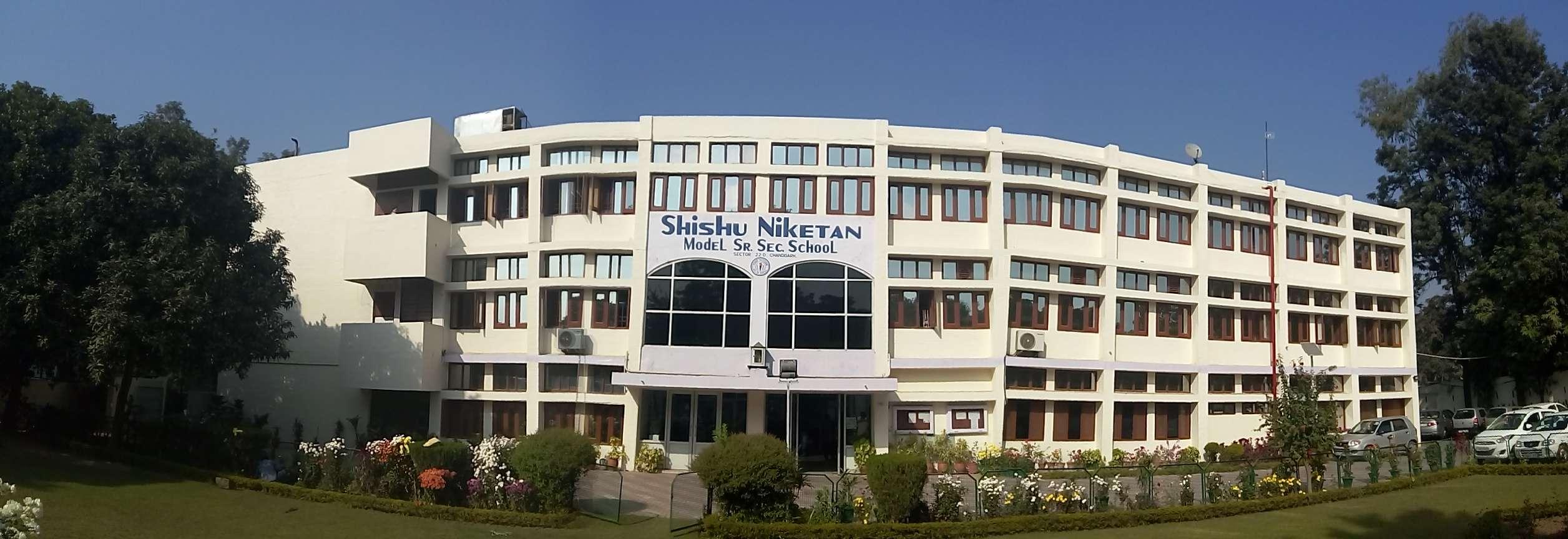SHISHU NIKETAN MODEL SR SEC SCHOOL SECTOR 22D CHANDIGARH 2630018