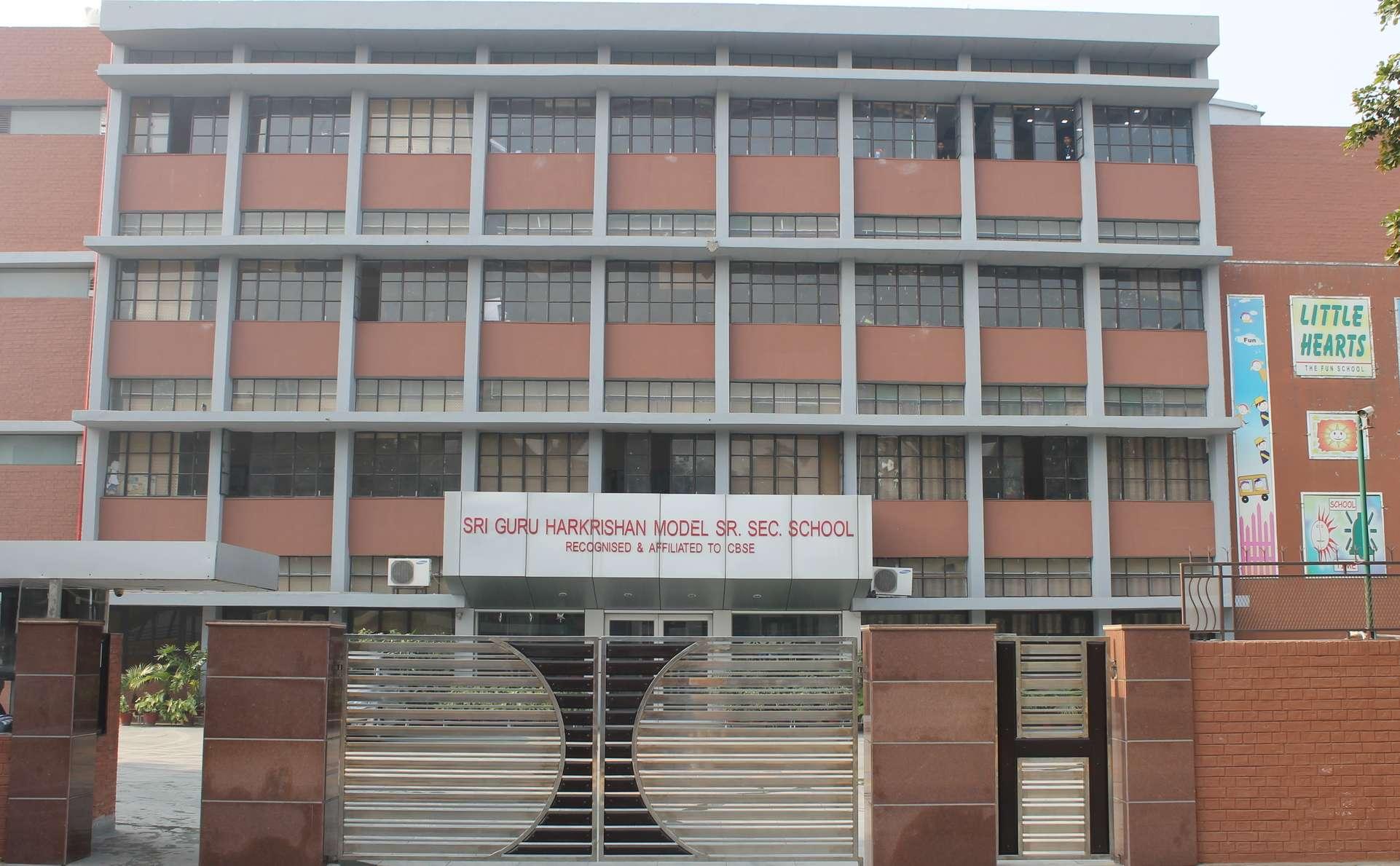 SRI GURU HARKRISHAN MODEL SCHOOL SECTOR 38 D CHANDIGARH 2630042