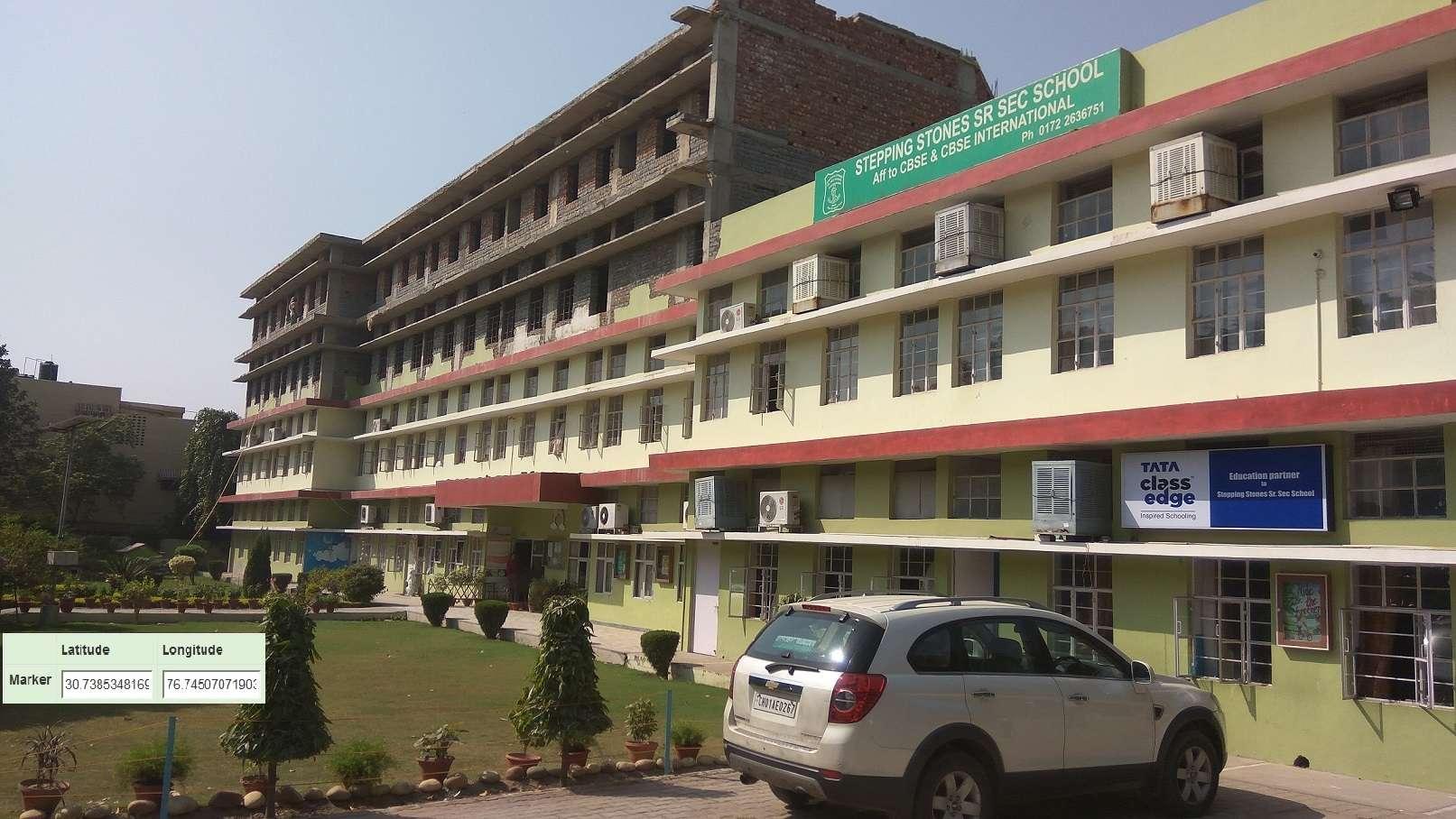 STEPPING STONES SEC SCHOOL SECTOR 37 D CHANDIGARH 2630052