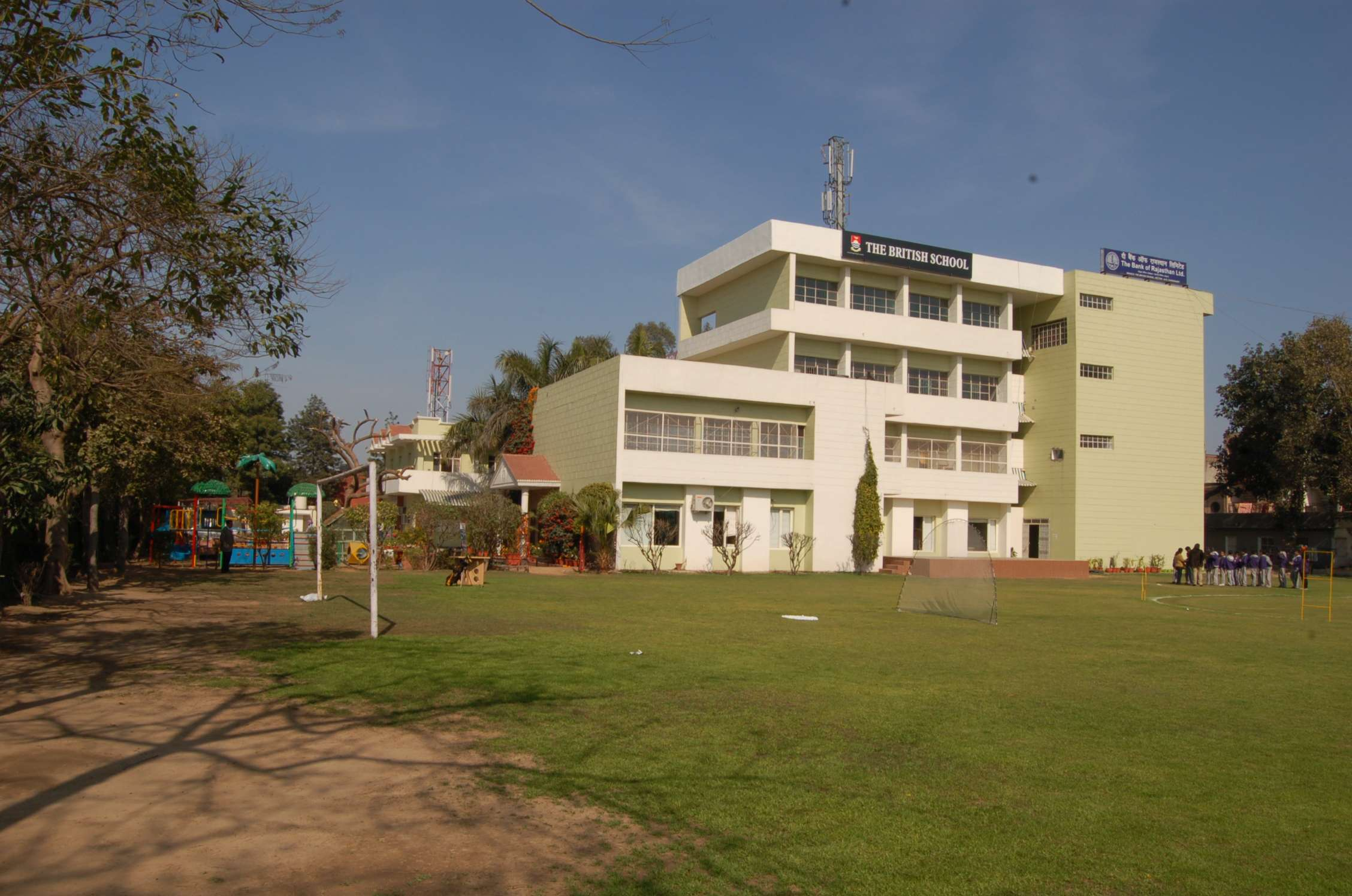 The British School Sector 44B Sector 44 B Chandigarh 2630071