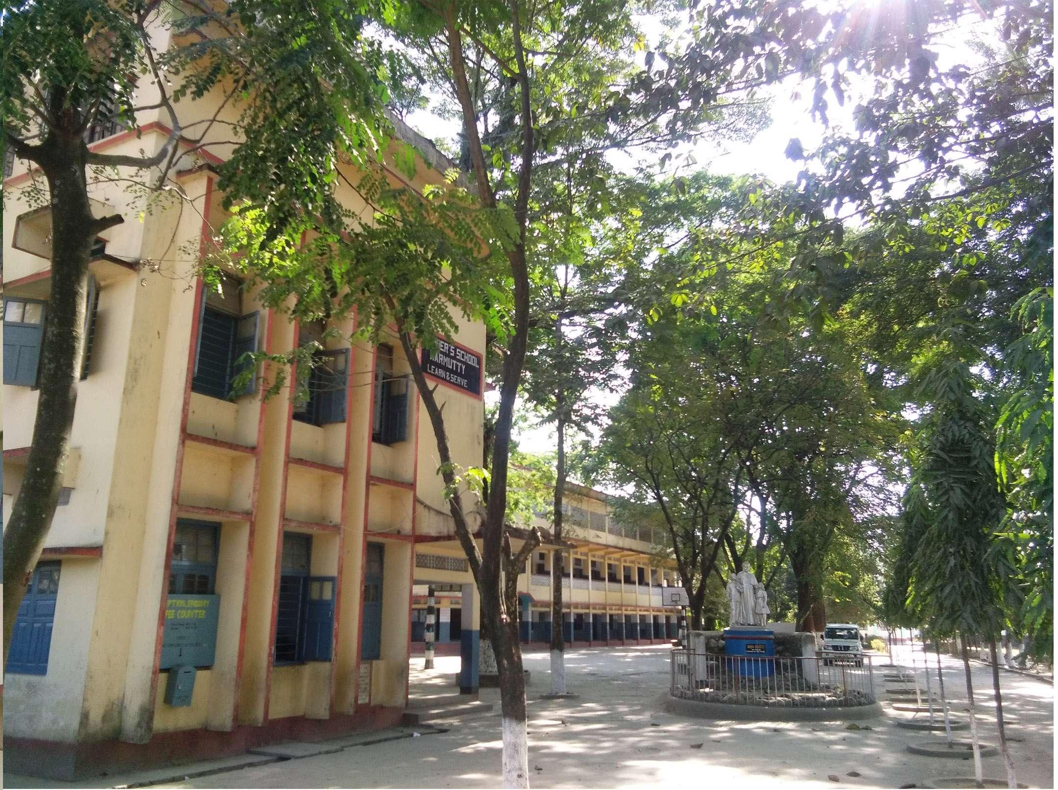 ST XAVIER S SCHOOL HARMUTTY MERBIL DT LAKHIMPUR ASSAM 230010