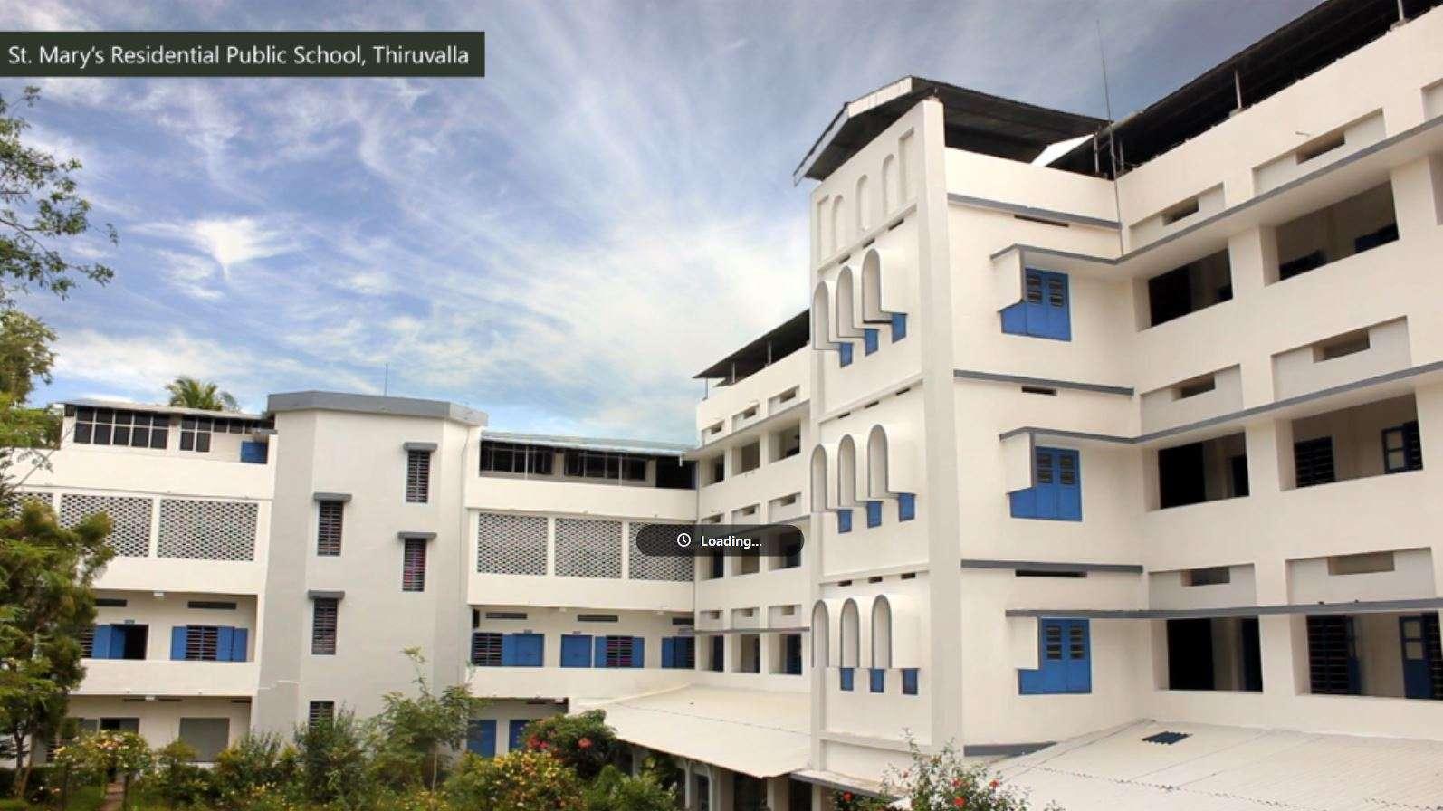 ST MARY S RESIDENTIAL PUBLIC SCHOOL PALIAKKARA TIRUVALLA PATHANAMTHITTA DIST KERALA 930010