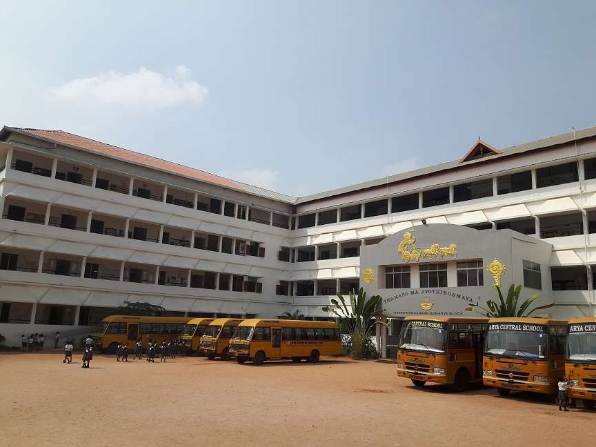 ARYA CENTRAL SCHOOL ARYA KUMAR ASHRAM PATTOM TRIVANDRUM KERALA 930001