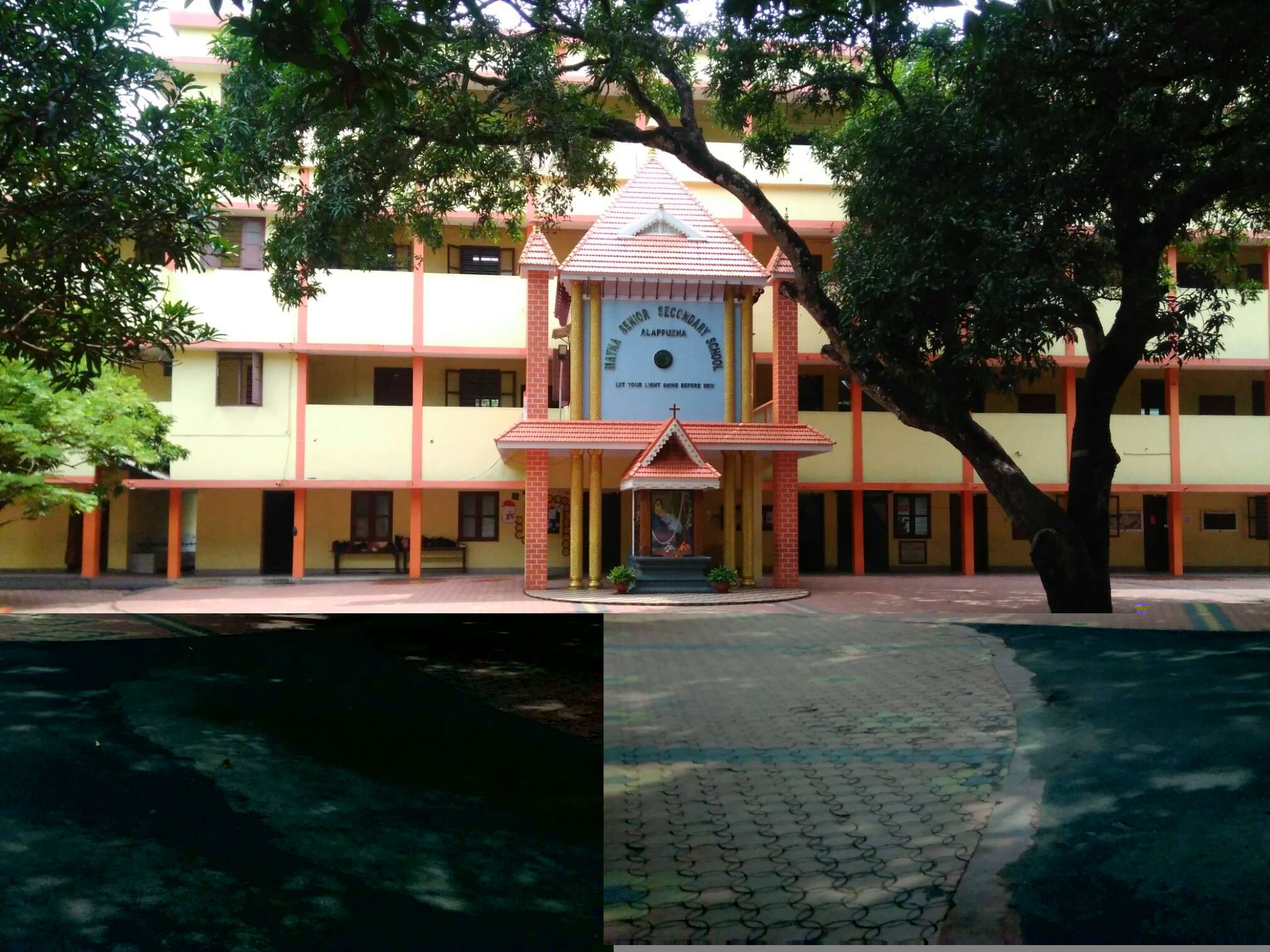 MATHA SENIOR SECONDARY SCHOOL THUMPOLY ALLAPPEY NORTH KERALA 930036