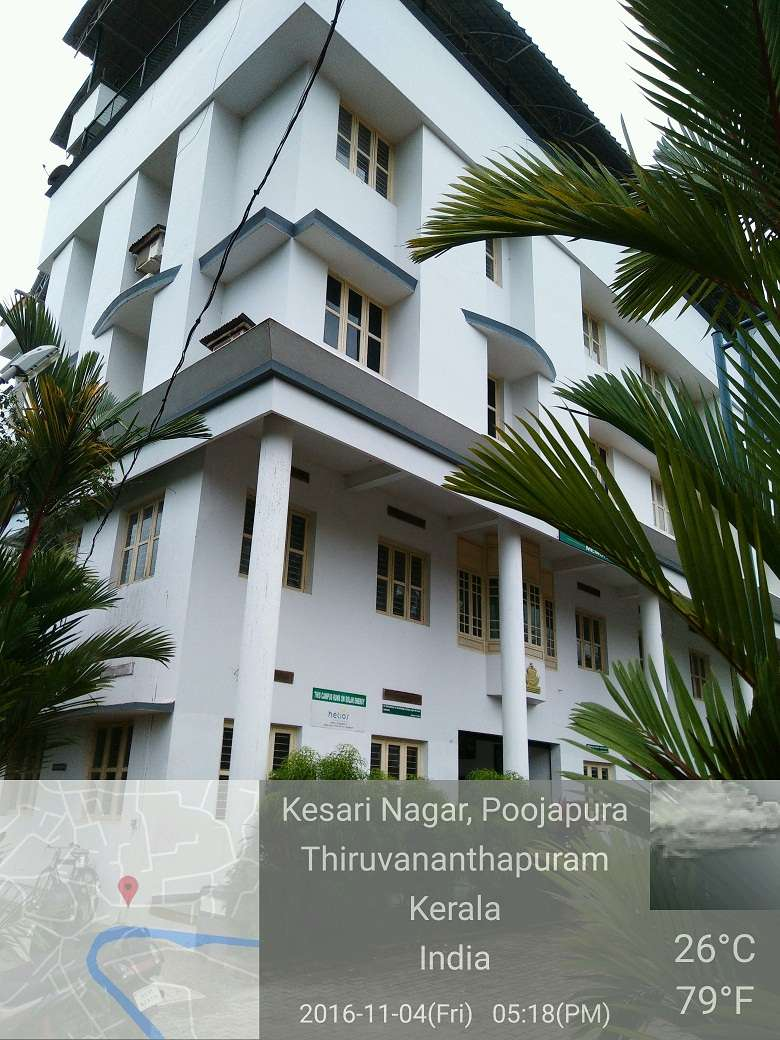 ST MARY S RES CENTRAL SCHOOL POOJAPPURA TRIVANDRUM KERALA 930157