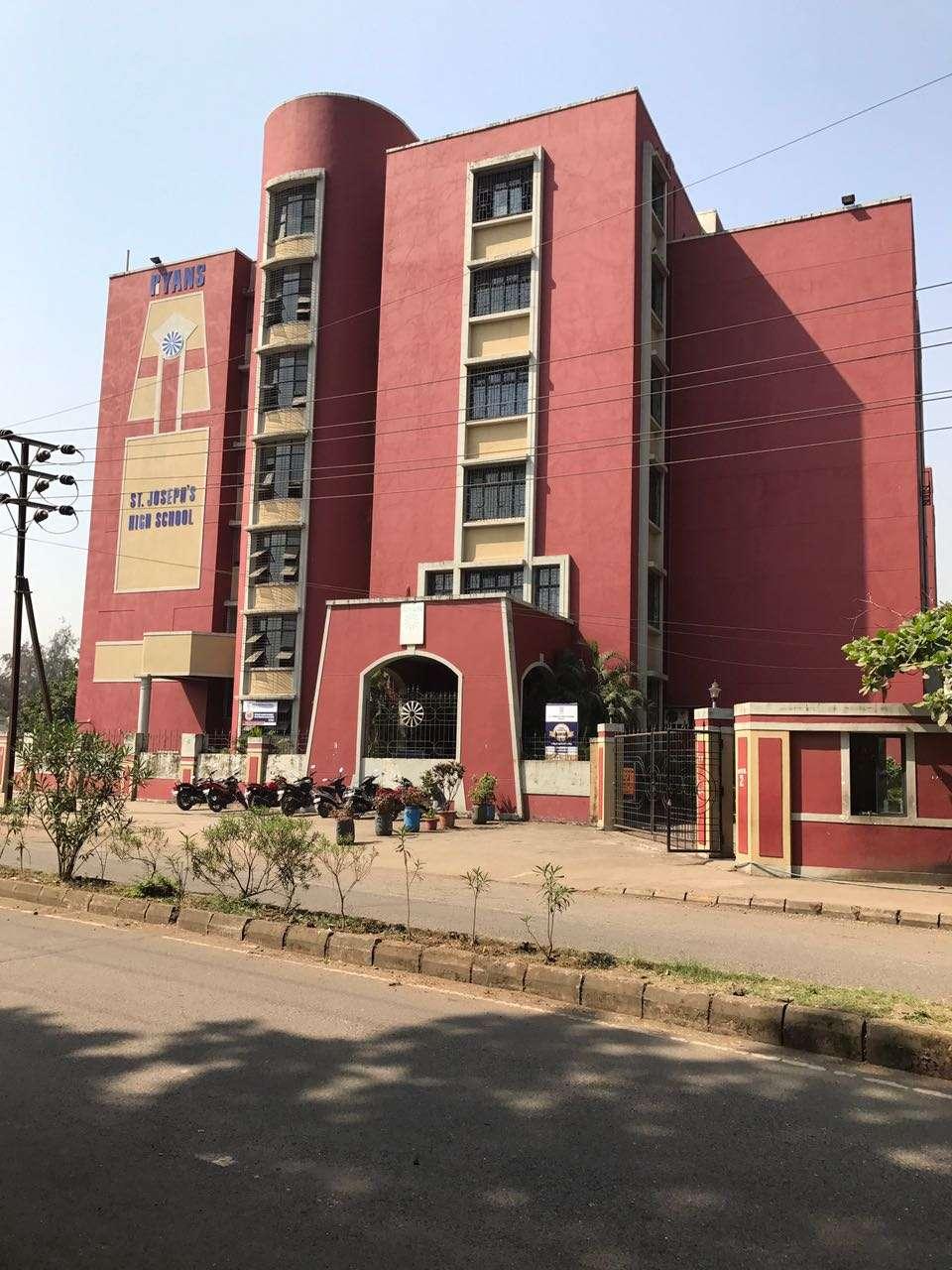 ST JOSEPH HIGH SCHOOL PLOT NO 8 SECTOR 7 NEW PANVEL NAVI MUMBAI DISTT RAIGAD MAHARSHTRA 1130094