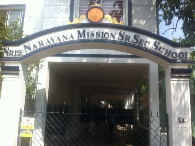 SREE NARAYANA MISSION SR SEC SCHOOL 54 EASWARAN KOIL STREET WEST MAMBALAM CHENNAI TAMIL NADU 1930097
