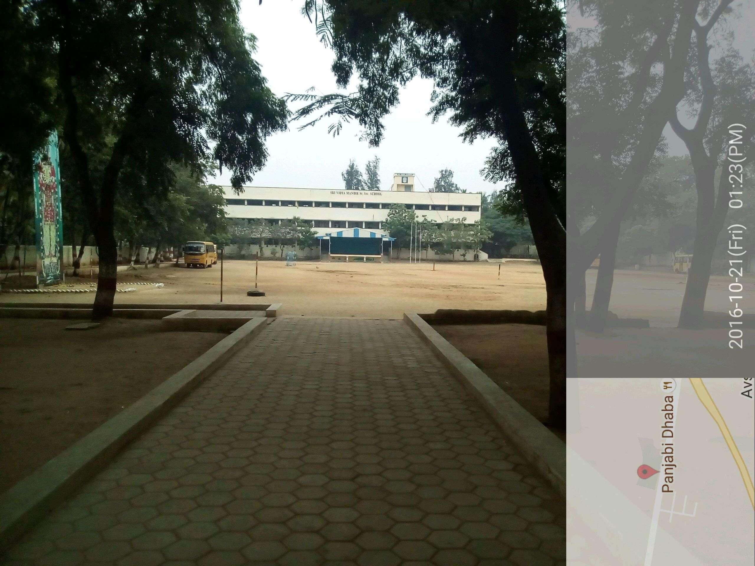 SRI VIDYA MANDIR HR SEC SCHOOL ATTUR MAIN ROAD AYODHIYAPATTANAM SALEM TAMIL NADU 1930149