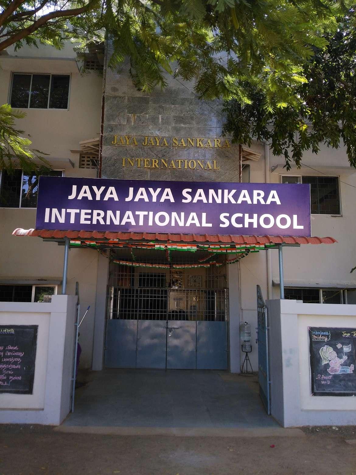 JAYA JAYA SANKARA INT SCHOOL 4 295 CHENNAI BANGLORE HIGH NAZARATHPET CHENNAI TAMIL NADU 1930178