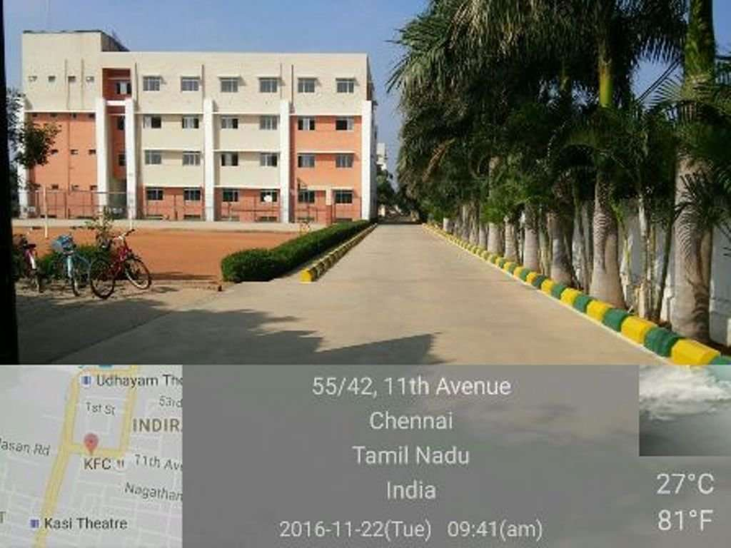 RMK School RSM Nagar Sundaracholavaram Thiruverkadu Thiruvallur Dt 1930275