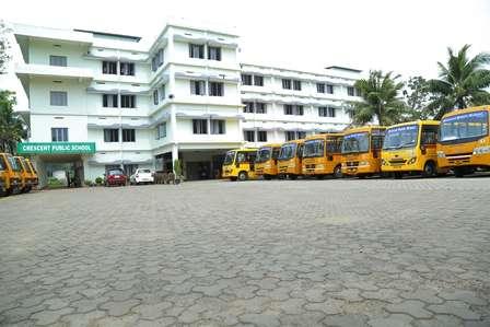 CRESCENT PUBLIC SCHOOL THOTTUMUGHAM ALWAYE KERALA 930097