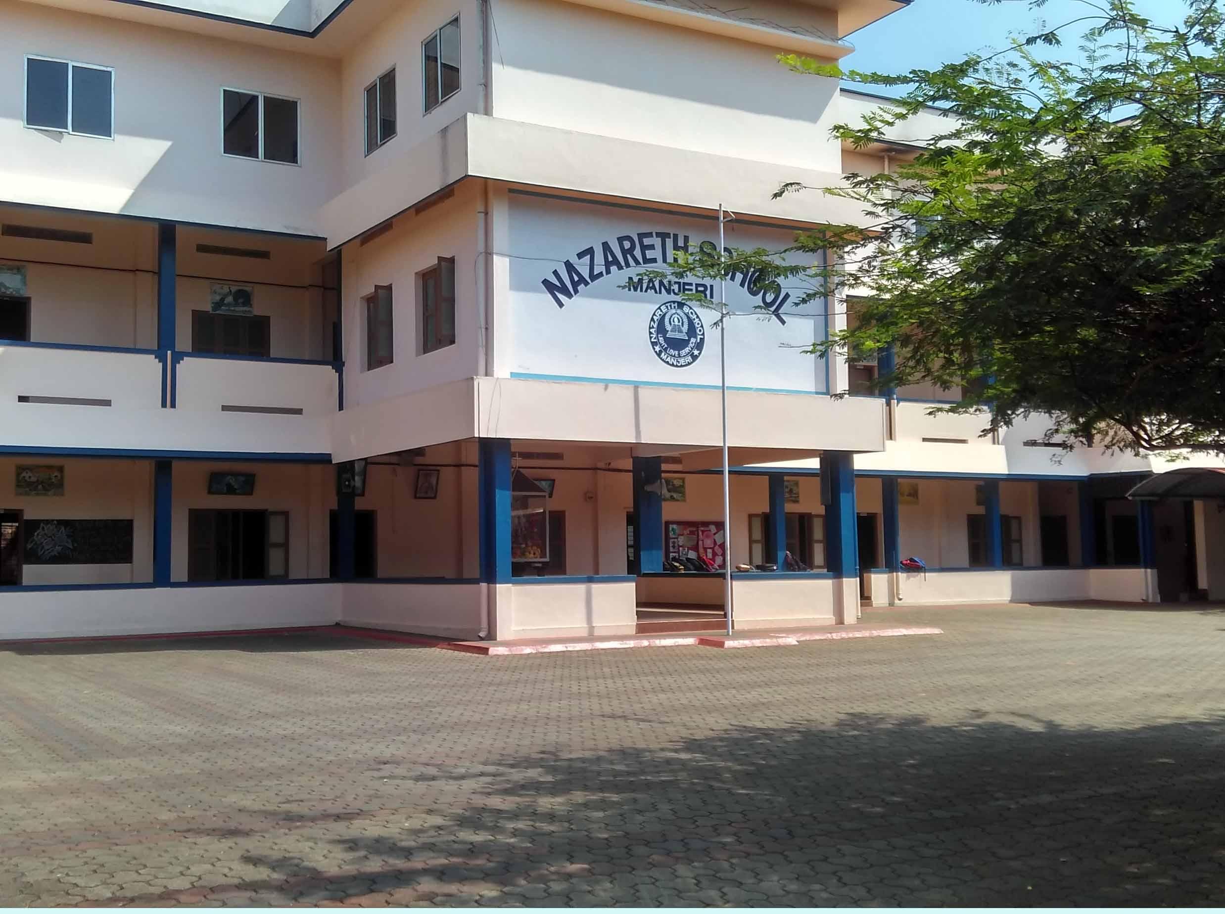 NAZARETH SCHOOL MANJERI MALAPPURAM MANJERI 930250