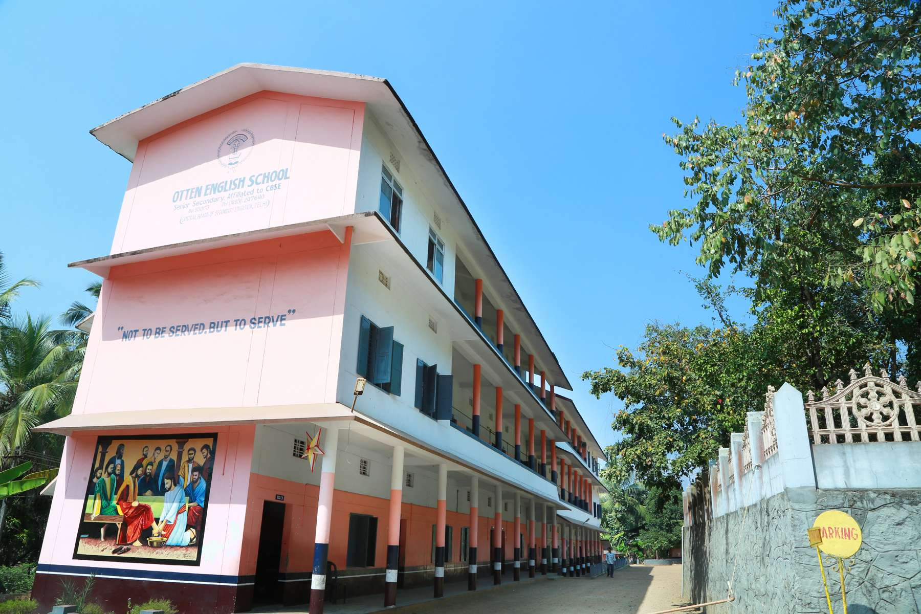 OTTEN ENGLISH SCHOOL WANDOOR MALAPURAM DT KERALA 930173