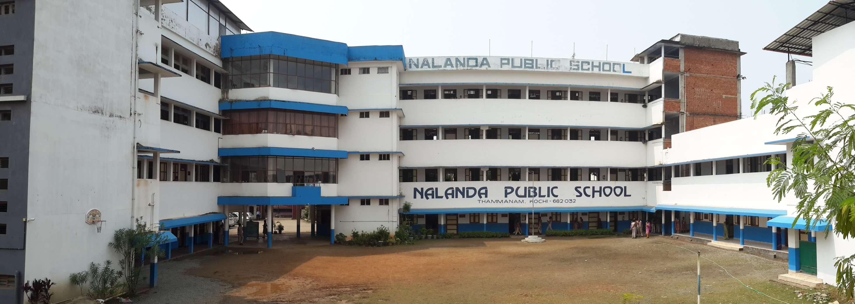 NALANDA PUBLIC SCHOOL THAMMANAM P O ERNAKULAM KERALA 930245