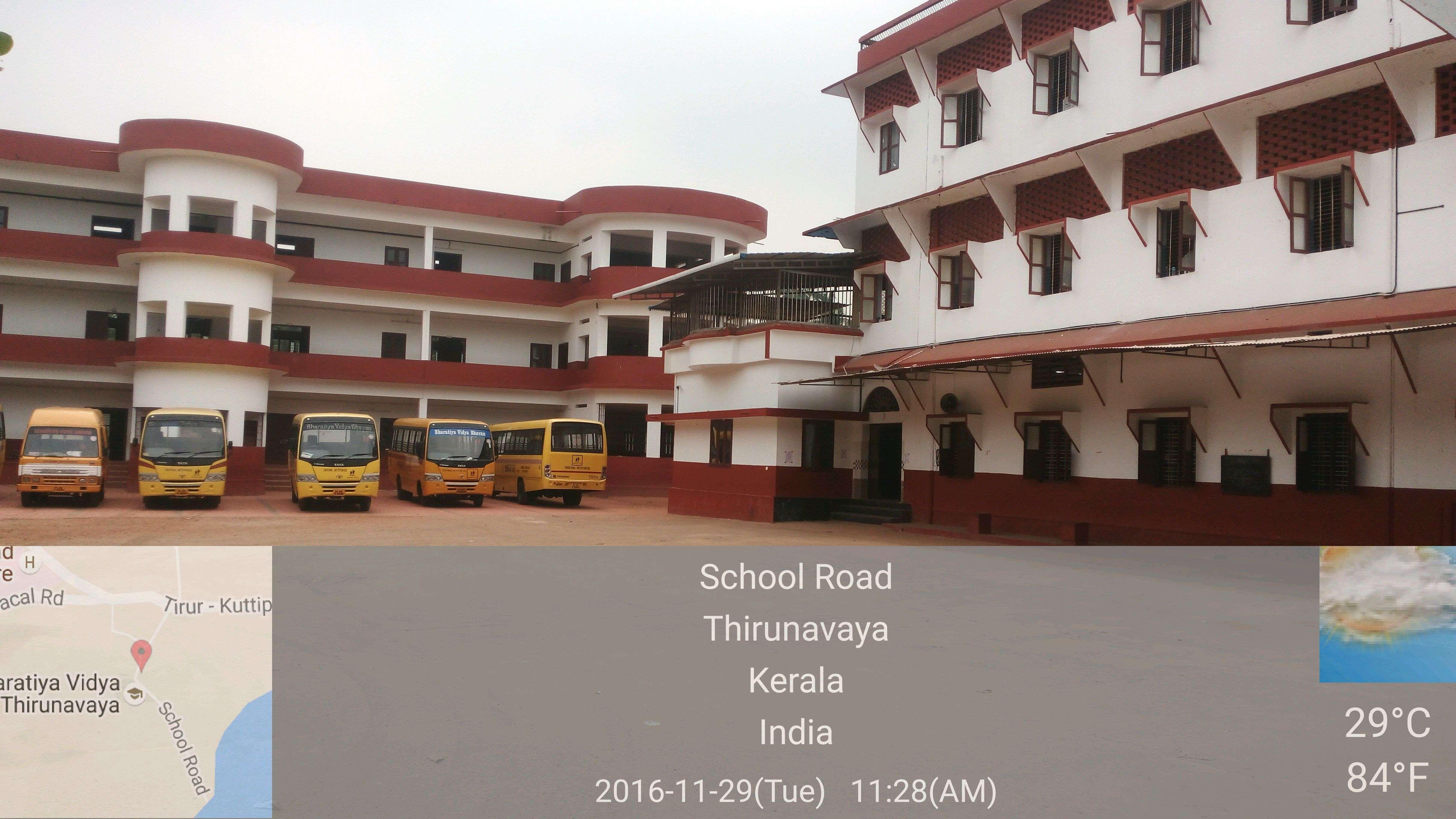 BHARATIYA VIDYA BHAWAN ENG MEDIUM SCHOOL THIRUNAVAYA MALAYAPPURAM KERALA 930317