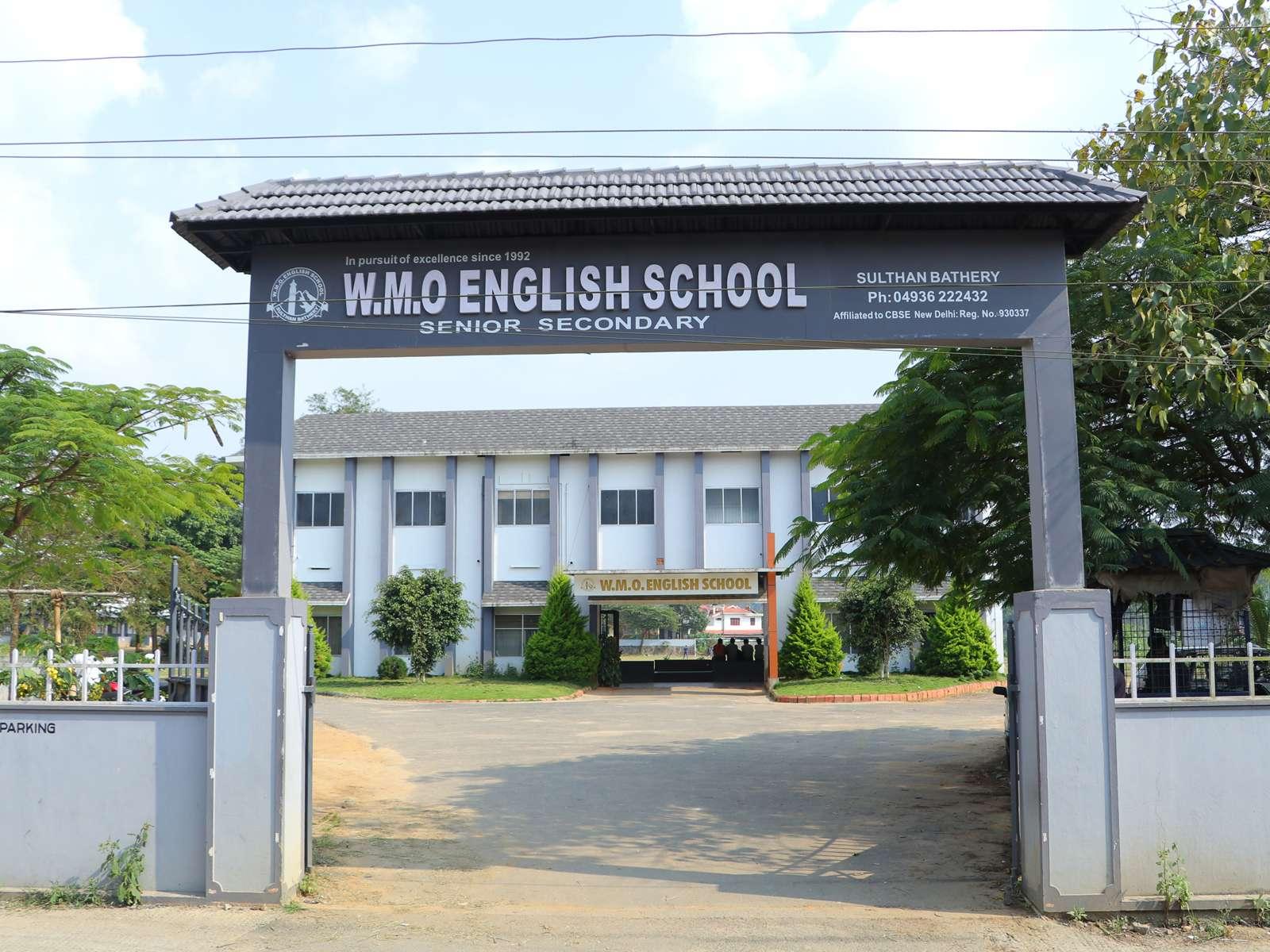 WMO ENG SCHOOL SULTAN BATHERY PO WAYANAD KERALA 930337