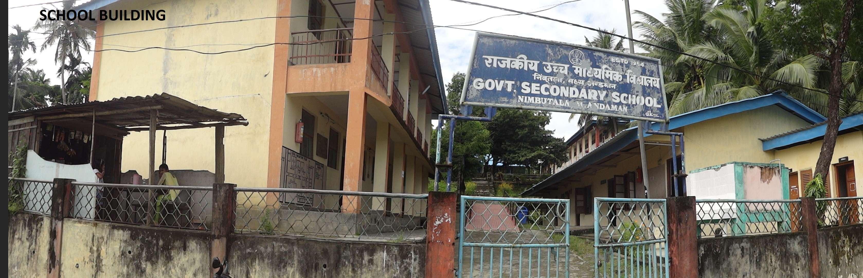 GOVT SECONDARY SCHOOL NIMBUTALA VILL amp PO MIDDLE ANDAMAN A amp N ISLANDS 2520055