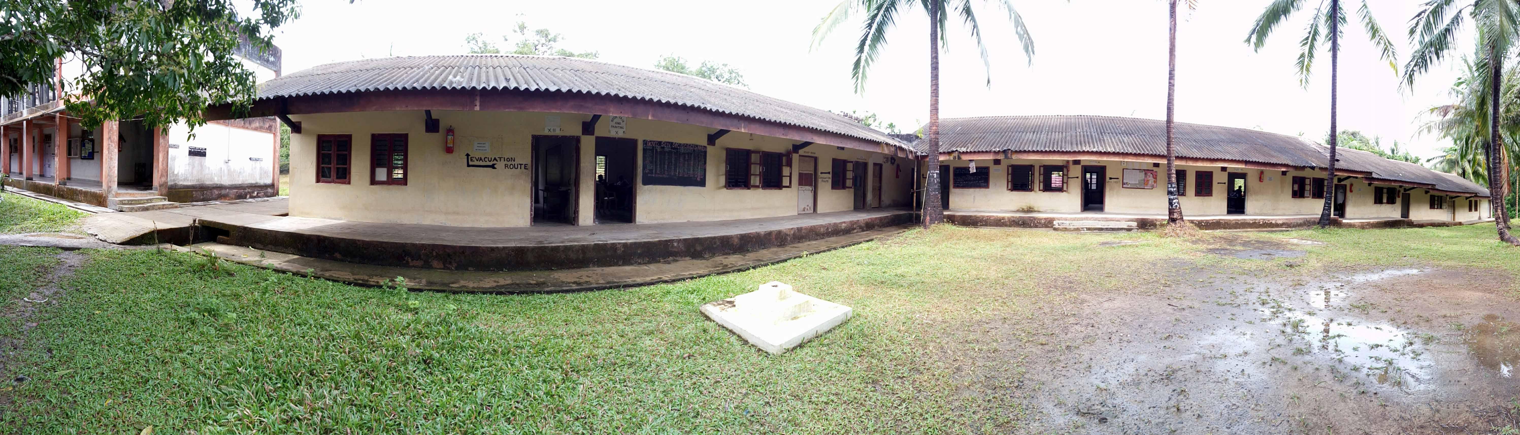GOVERNMENT SECONDARY SCHOOL C F O NALLAH VIL DHARAMPUR PO BETAPUR A amp N ISLANDS 2520075