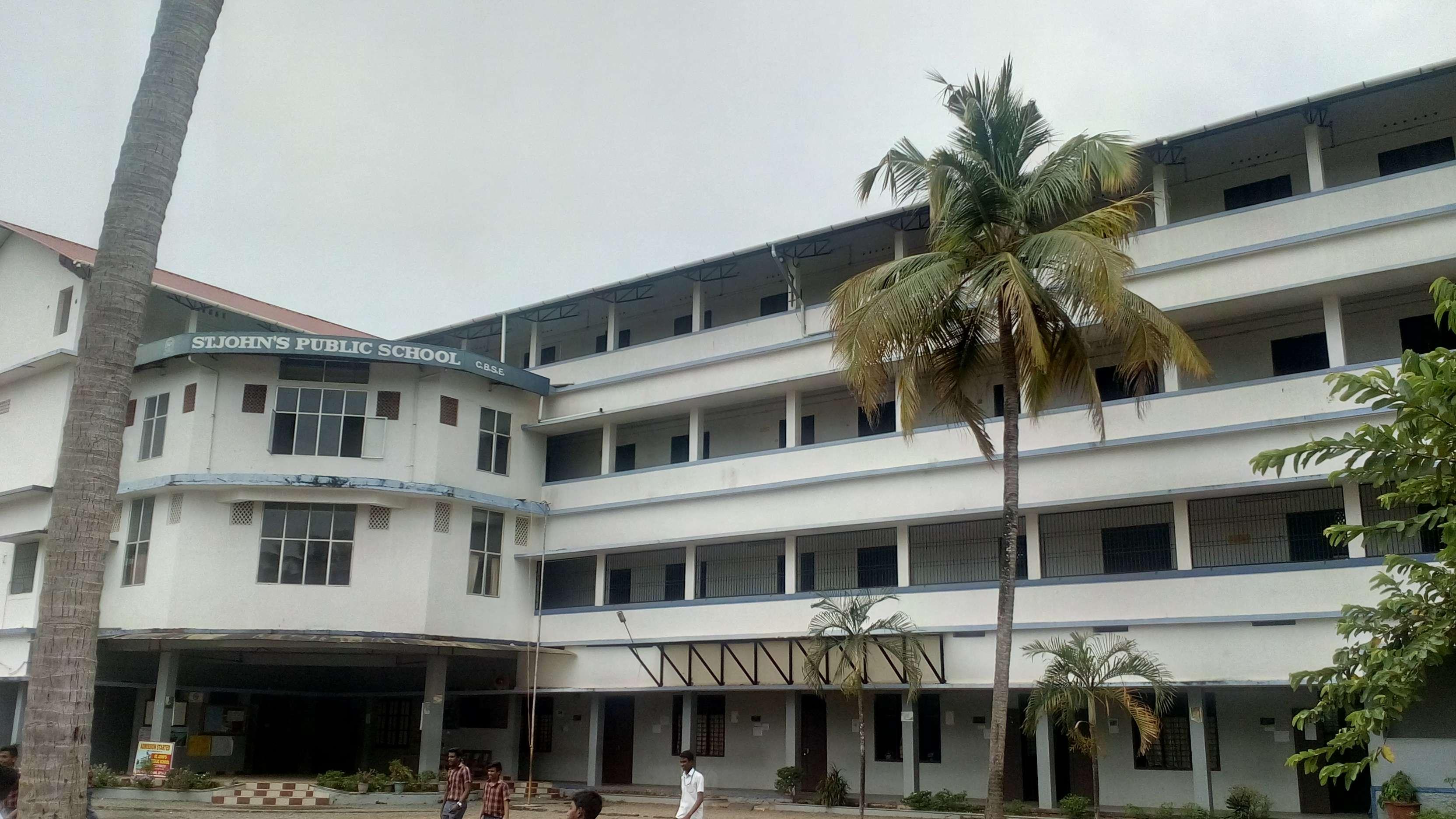 ST JOHNS PUBLIC SCHOOL SOUTH PARAVOOR PO ERNAKULAM KERALA 930400