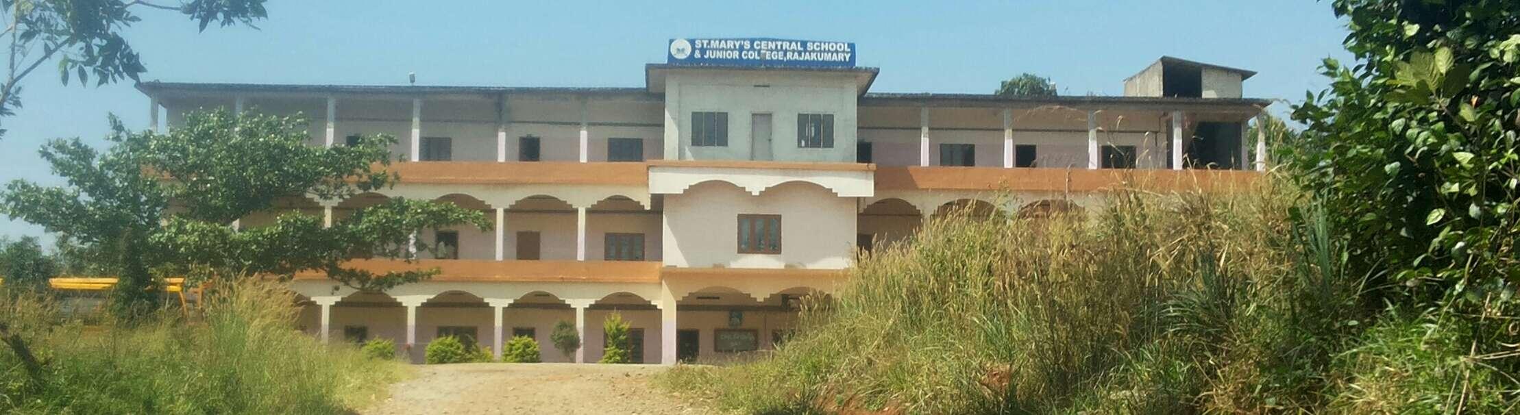 ST MARY S CENTRAL SCHOOL RAJAKUMARI ARIVILAMCHAL PO IDUKKI DISTT KERALA 930461