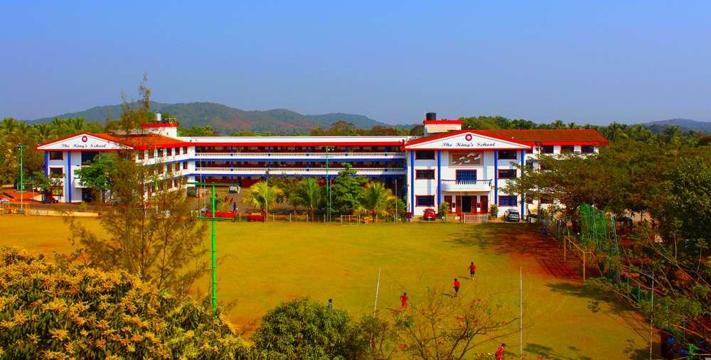 The King s School 35 A Gold Road Pajifond Margao Goa 2830002