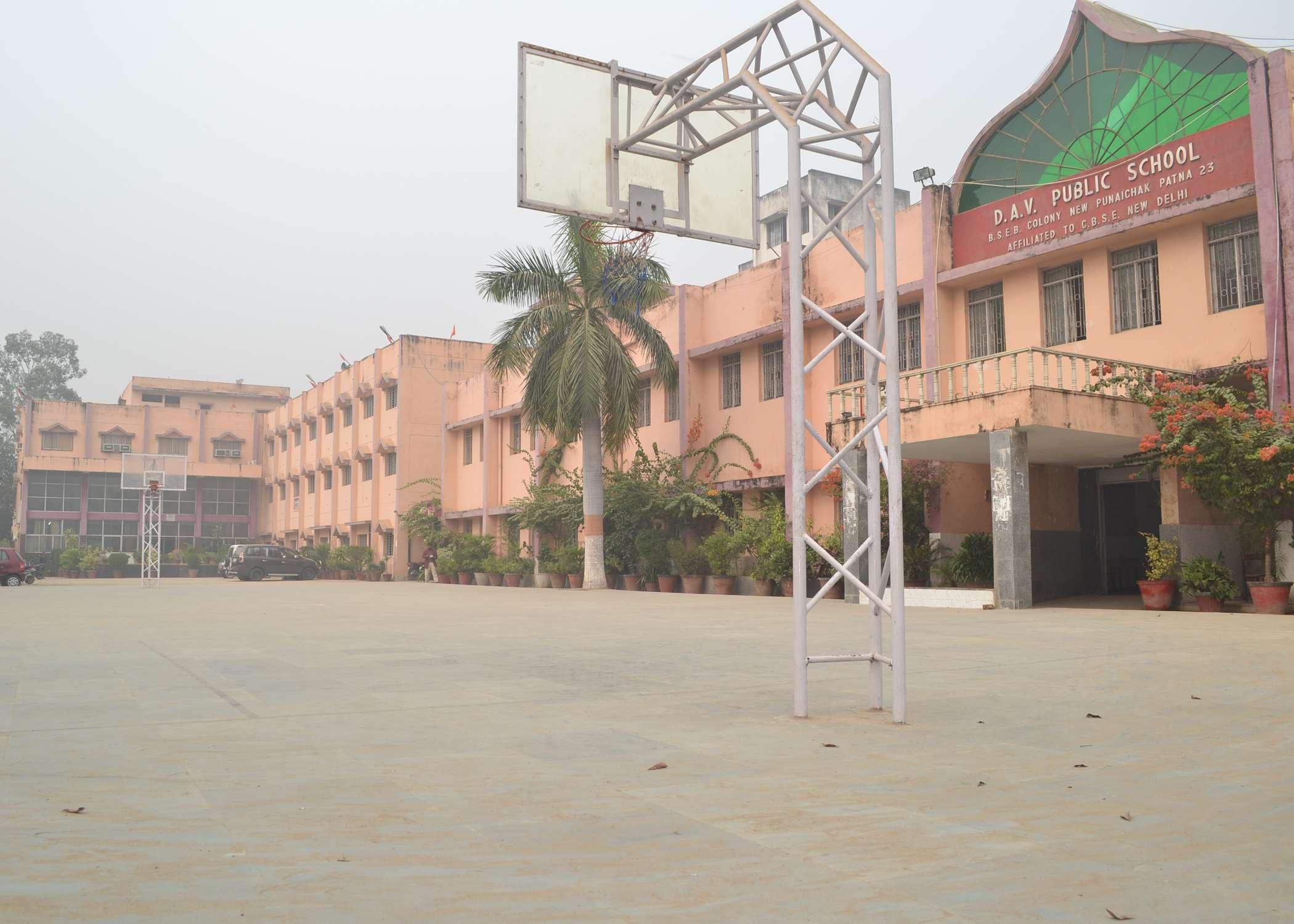 DAV PUBLIC SCHOOL BIHAR STATE ELECTRICITY BOARD NEW PUNAI CHAK PATNA BIHAR 330050