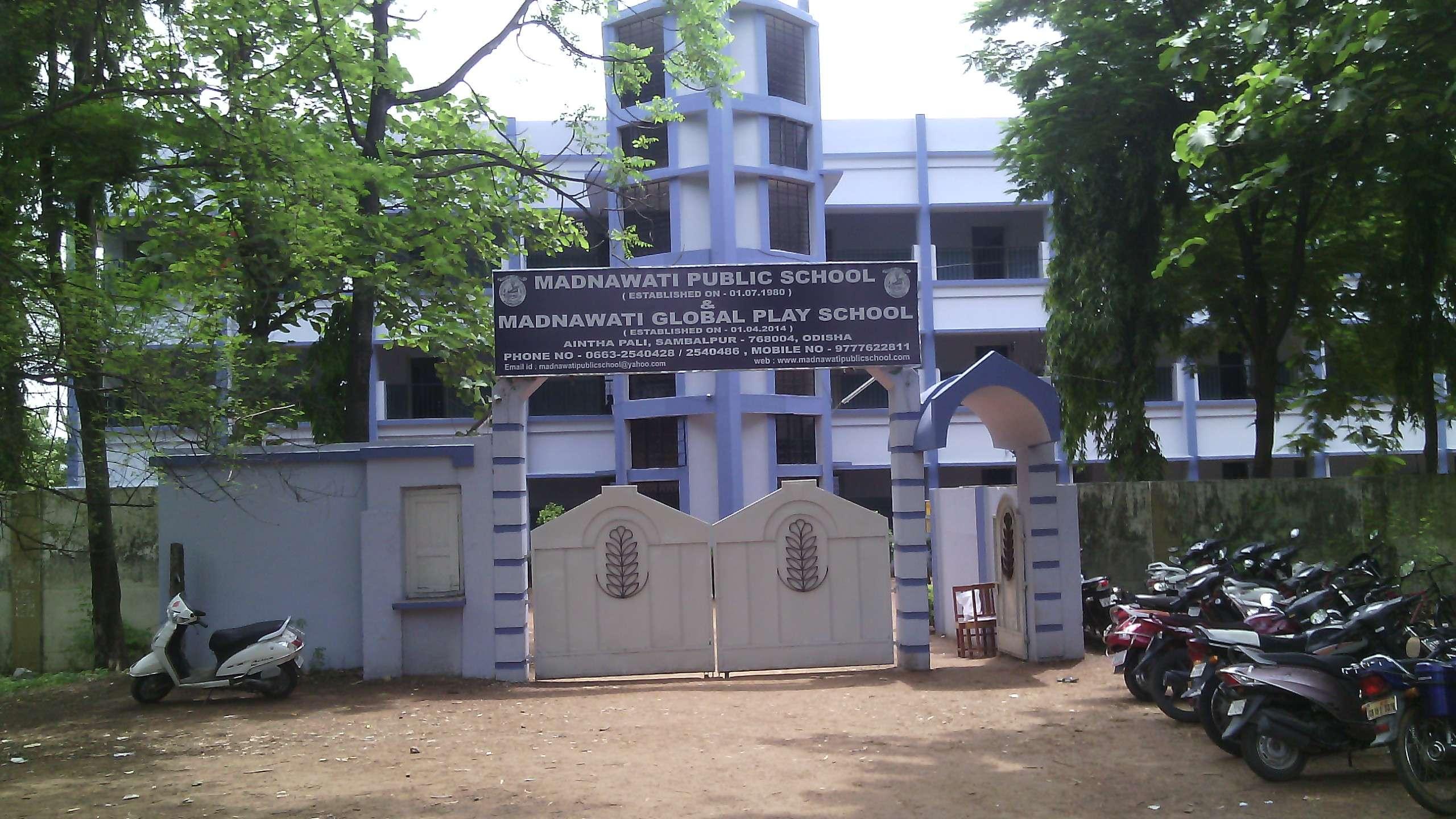 MADNAWATI PUBLIC SCHOOL AT PO AINTHAPALI SAMBALPUR DISTT ORISSA 1530004